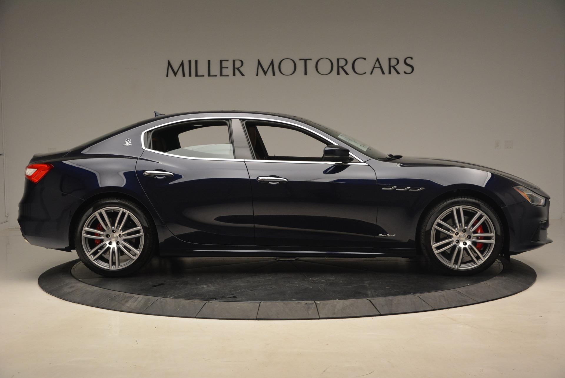 New 2018 Maserati Ghibli S Q4 GranSport For Sale In Greenwich, CT. Alfa Romeo of Greenwich, W497 1992_p9