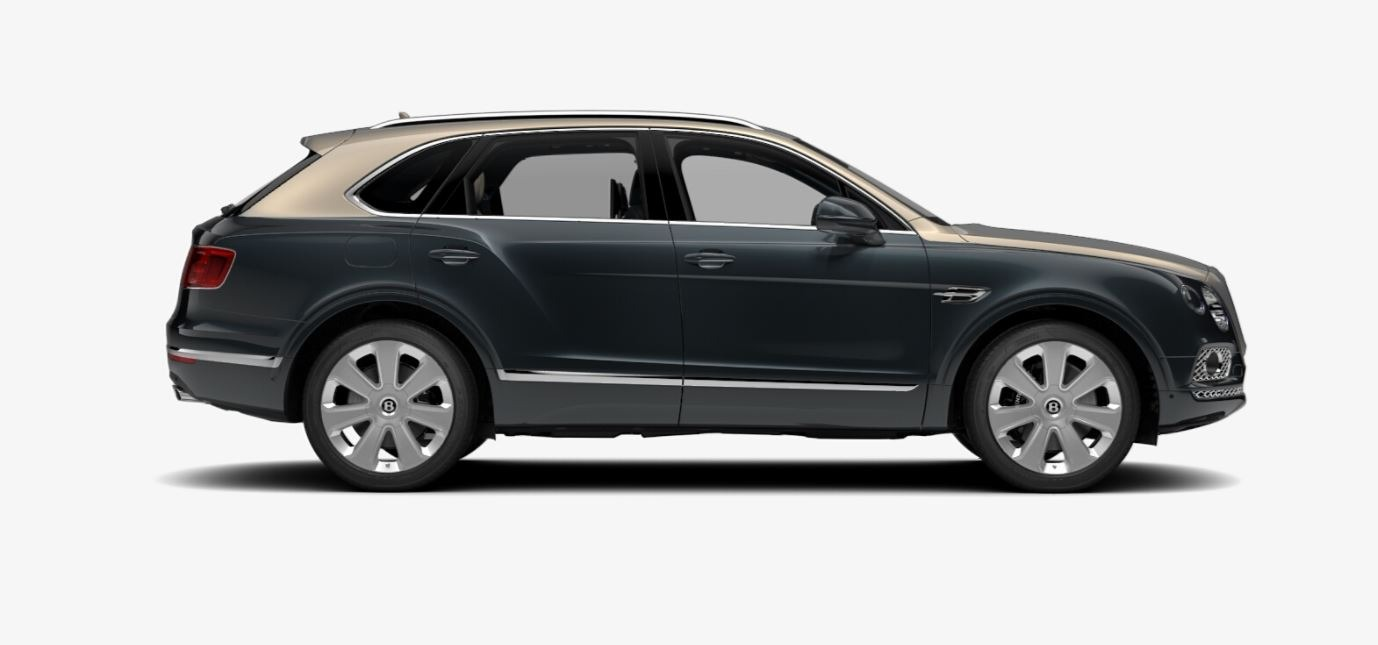 New 2018 Bentley Bentayga Mulliner For Sale In Greenwich, CT. Alfa Romeo of Greenwich, 373701 1993_p2