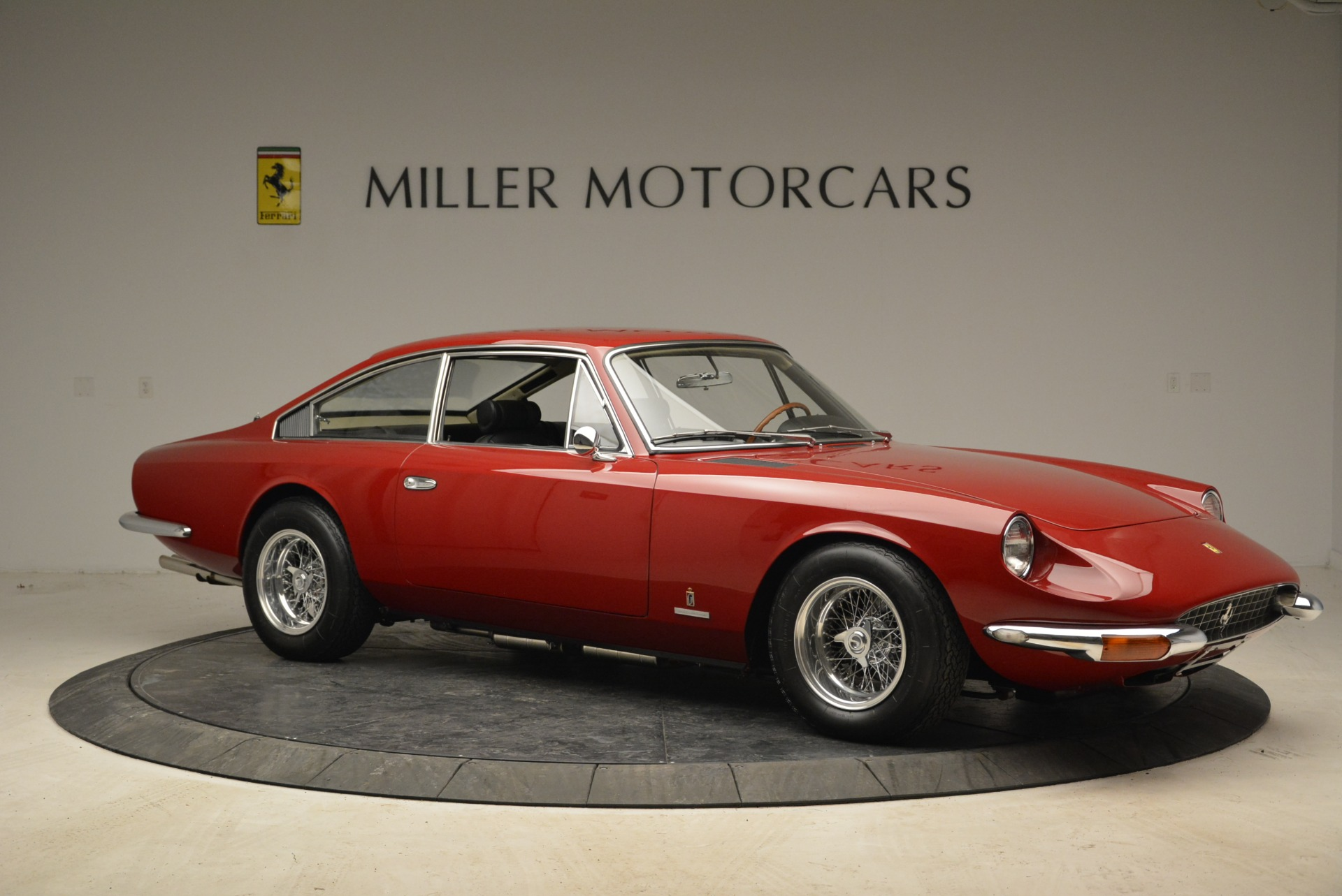 Used 1969 Ferrari 365 GT 2+2  For Sale In Greenwich, CT. Alfa Romeo of Greenwich, 4424 1995_p10
