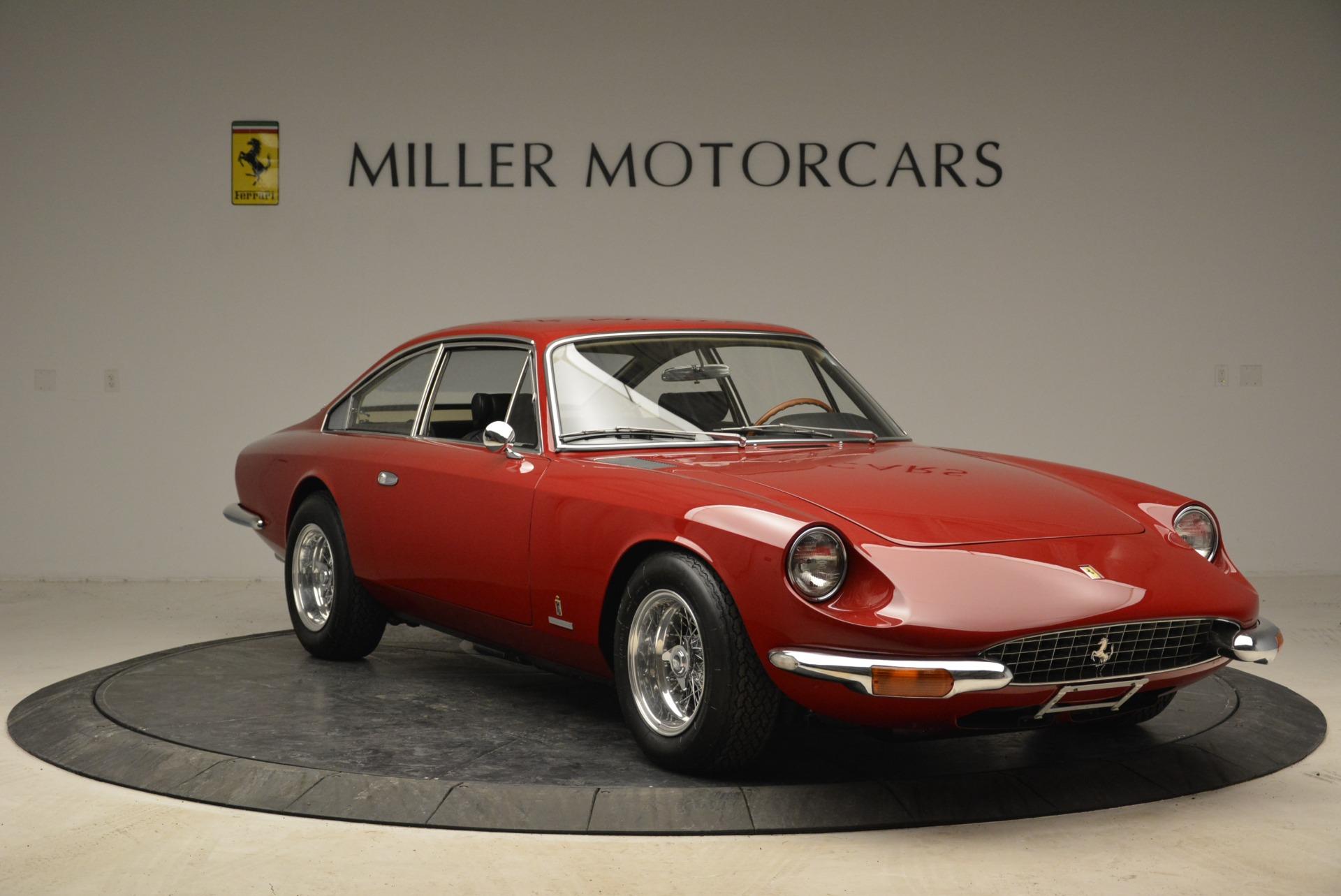 Used 1969 Ferrari 365 GT 2+2  For Sale In Greenwich, CT. Alfa Romeo of Greenwich, 4424 1995_p11