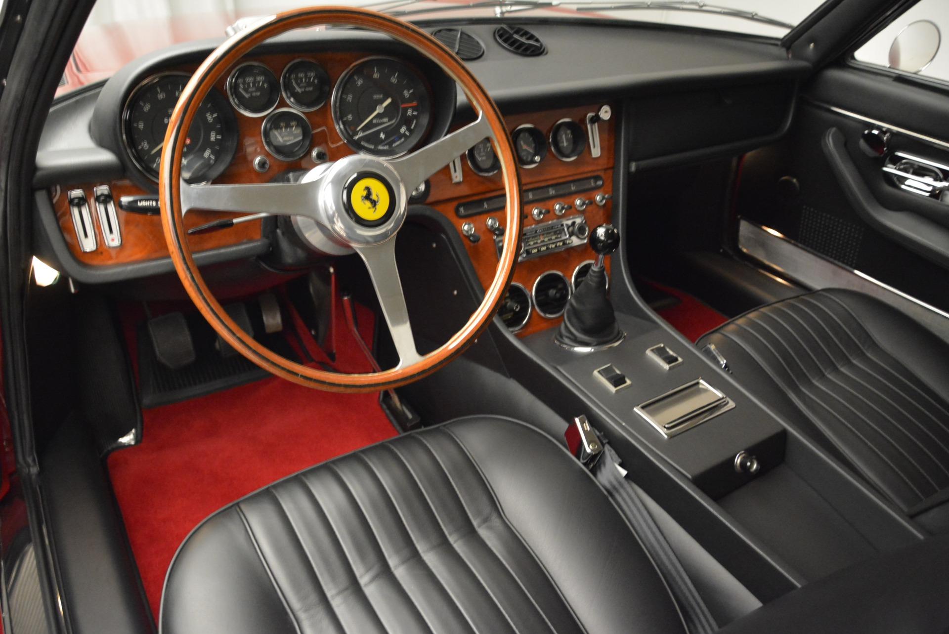 Used 1969 Ferrari 365 GT 2+2  For Sale In Greenwich, CT. Alfa Romeo of Greenwich, 4424 1995_p13