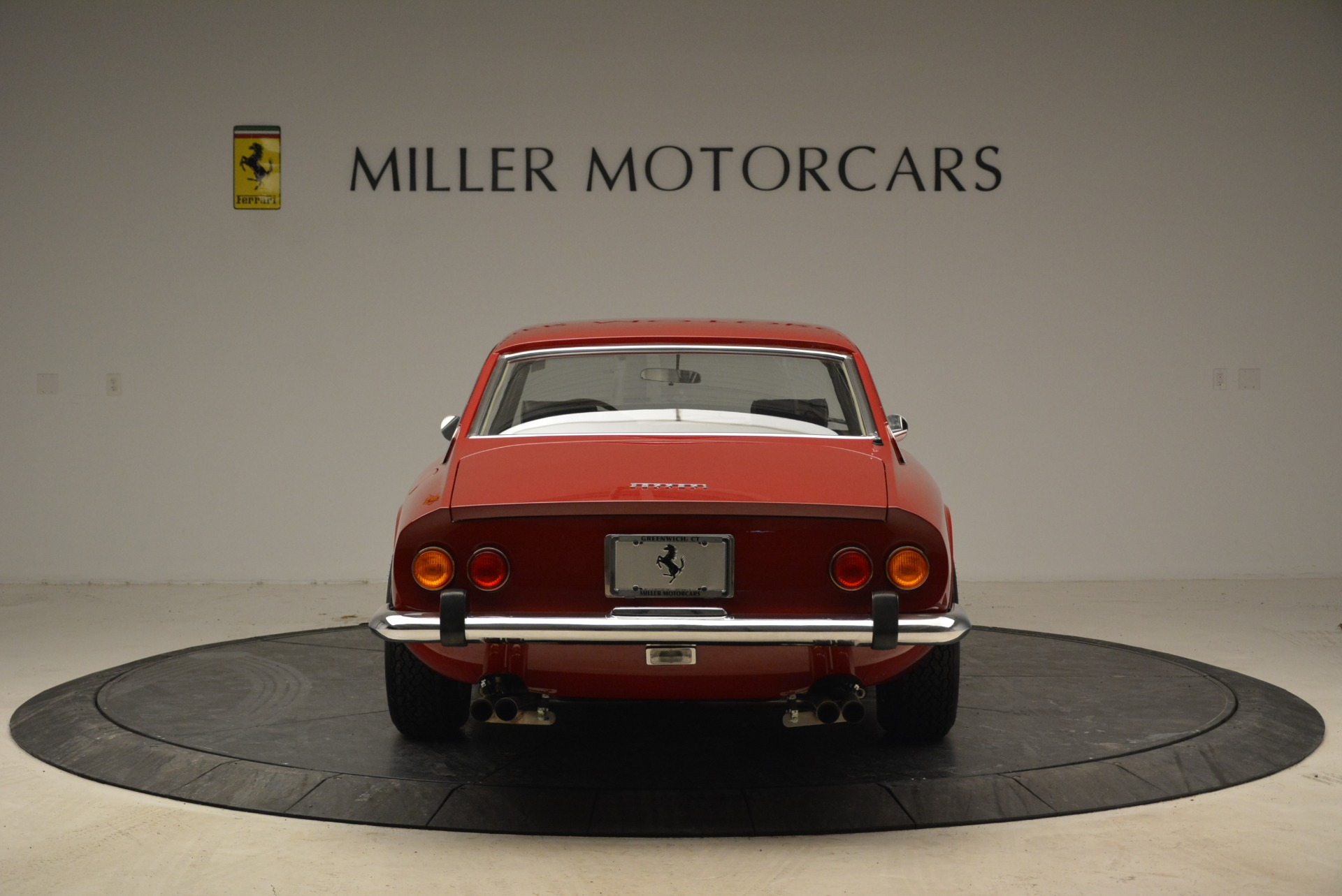 Used 1969 Ferrari 365 GT 2+2  For Sale In Greenwich, CT. Alfa Romeo of Greenwich, 4424 1995_p6