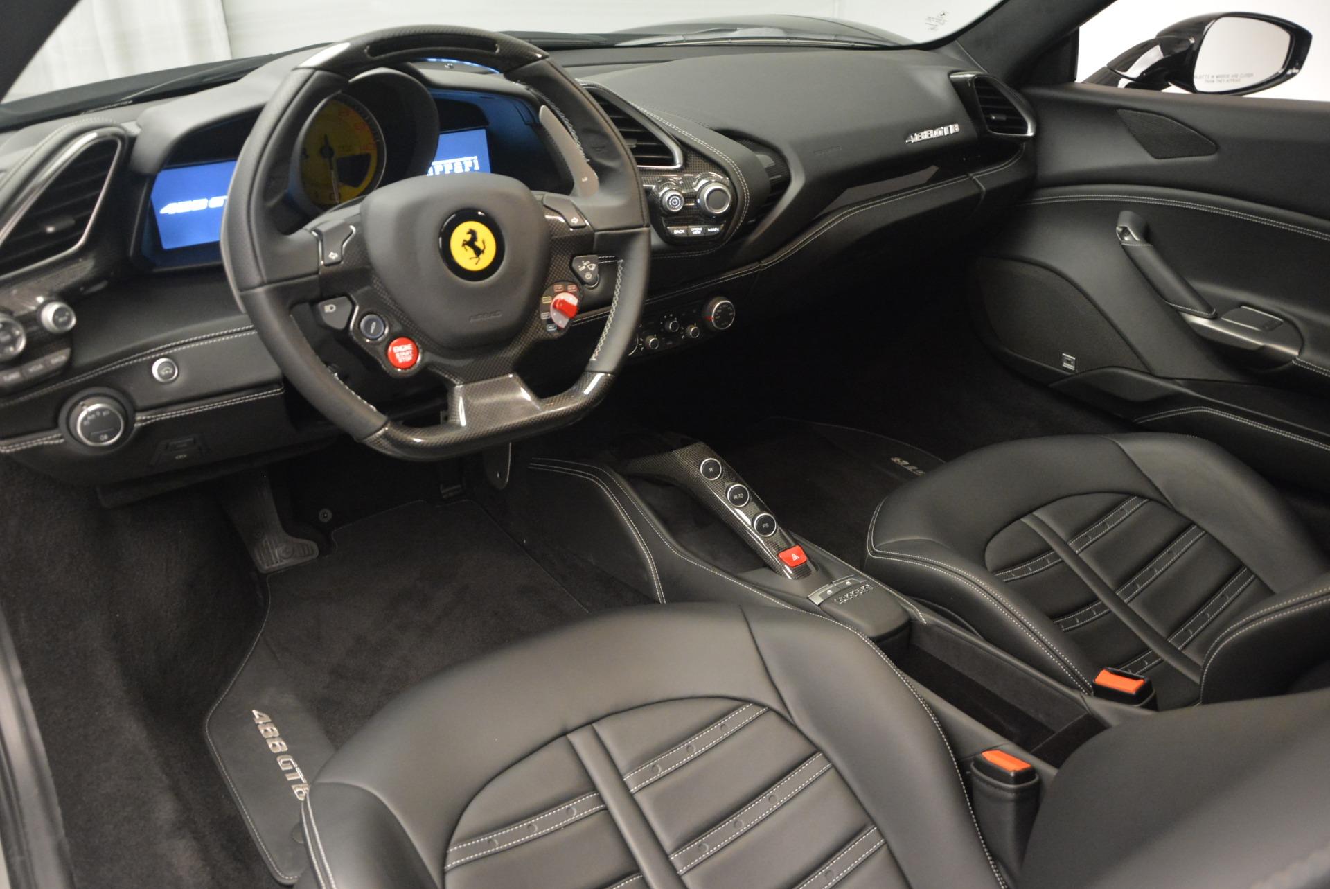 Used 2016 Ferrari 488 GTB  For Sale In Greenwich, CT. Alfa Romeo of Greenwich, 4539A 1996_p13