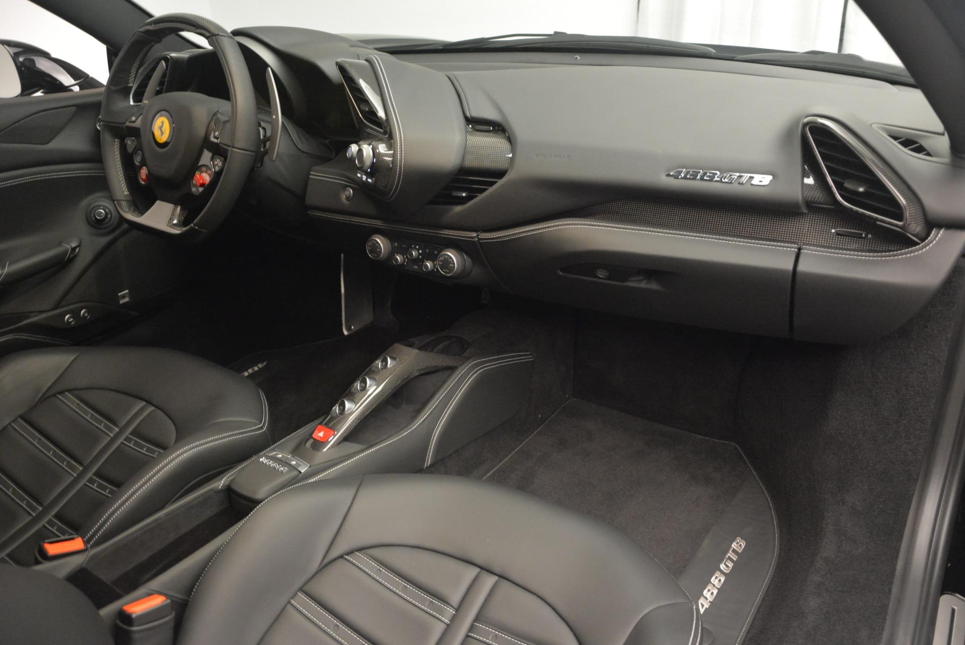 Used 2016 Ferrari 488 GTB  For Sale In Greenwich, CT. Alfa Romeo of Greenwich, 4539A 1996_p17