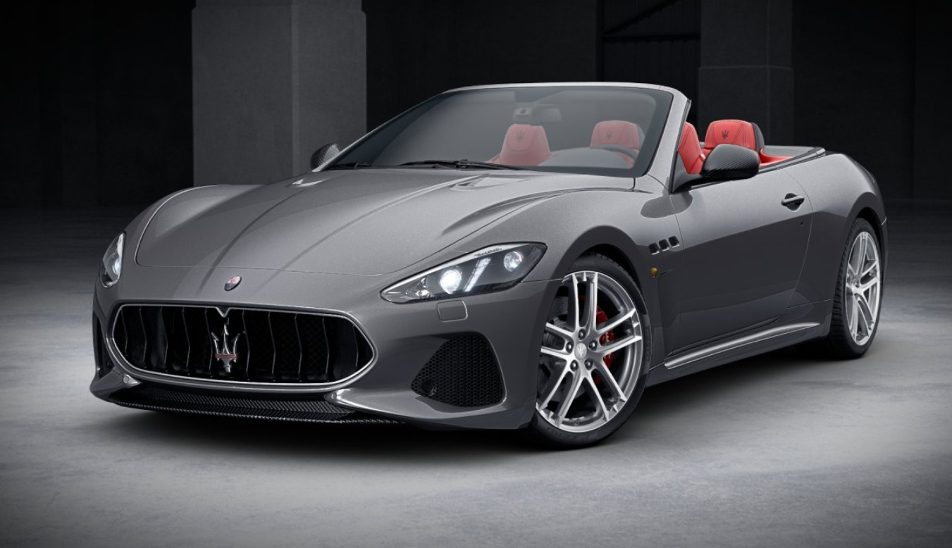 New 2018 Maserati GranTurismo MC Convertible For Sale In Greenwich, CT. Alfa Romeo of Greenwich, W565 1998_main