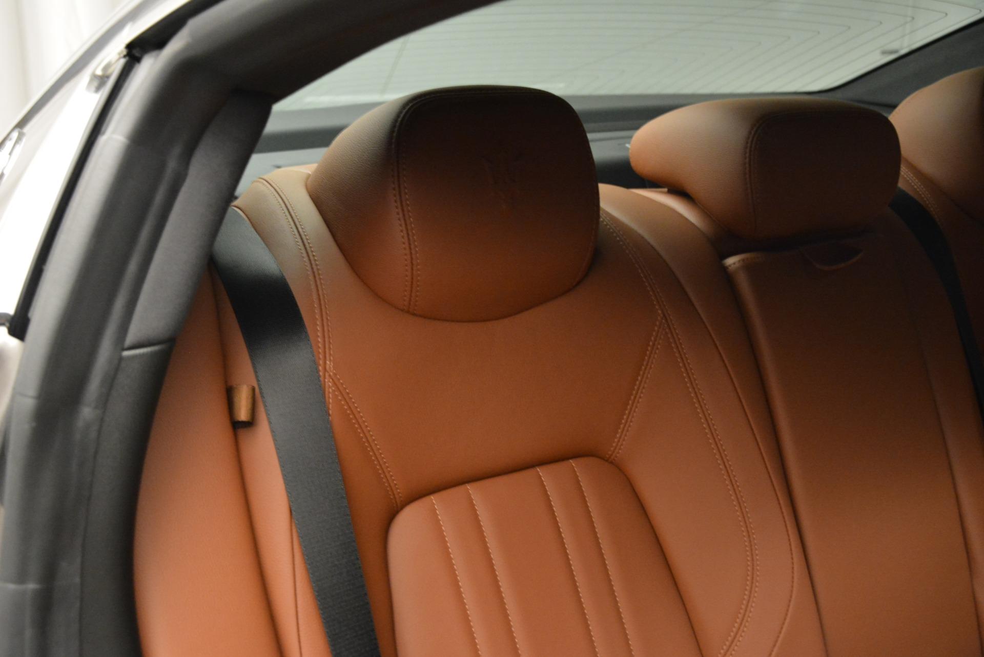 New 2018 Maserati Ghibli S Q4 For Sale In Greenwich, CT. Alfa Romeo of Greenwich, M2047 1999_p21