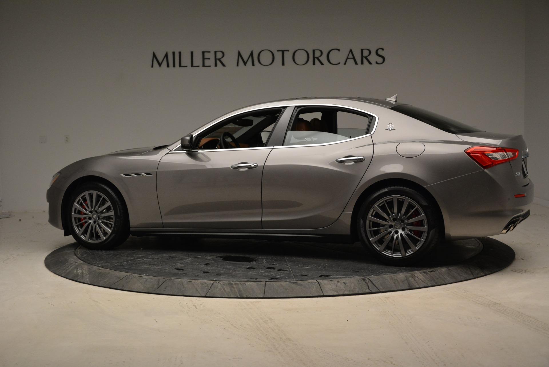 New 2018 Maserati Ghibli S Q4 For Sale In Greenwich, CT. Alfa Romeo of Greenwich, M2047 1999_p3