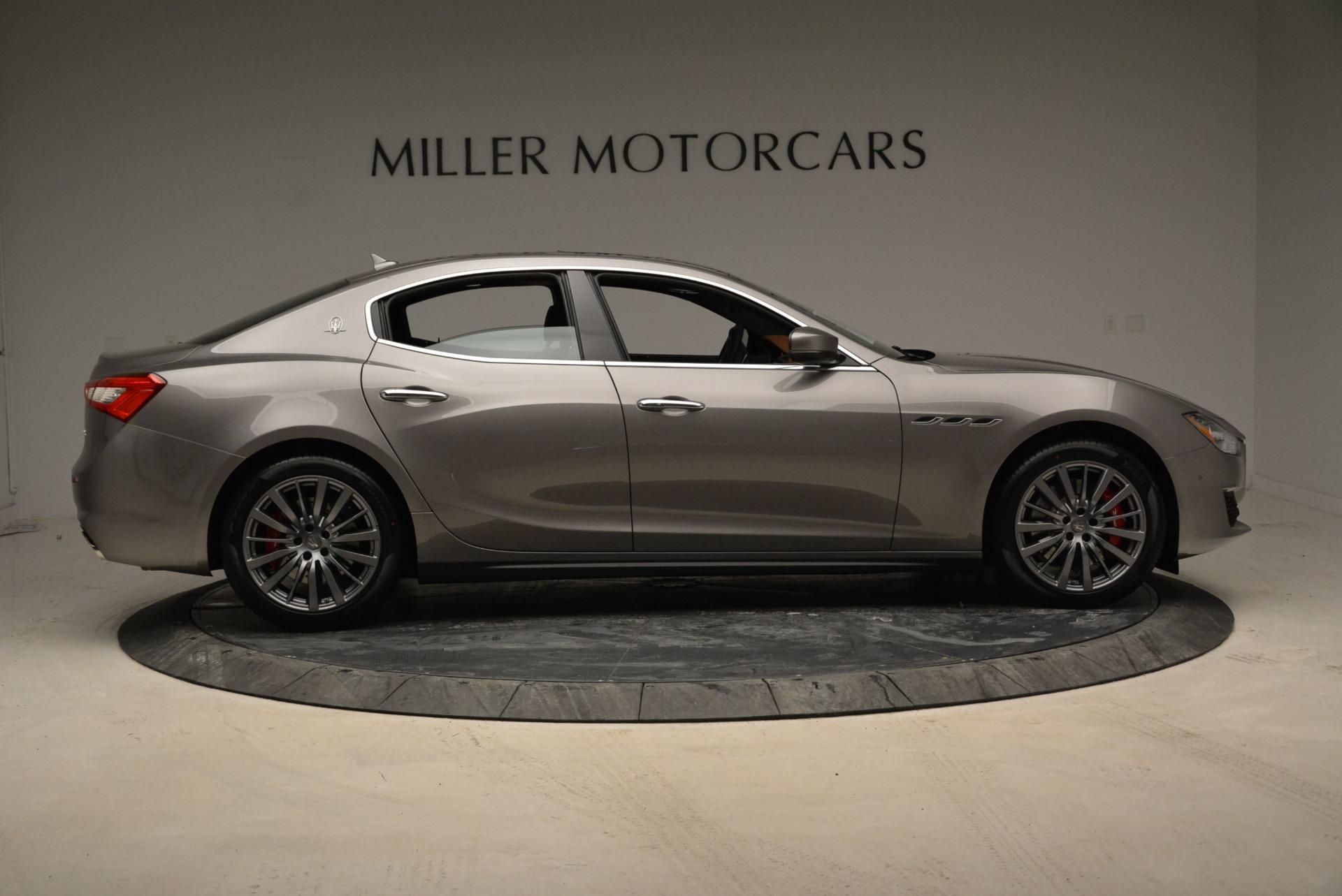New 2018 Maserati Ghibli S Q4 For Sale In Greenwich, CT. Alfa Romeo of Greenwich, M2047 1999_p8