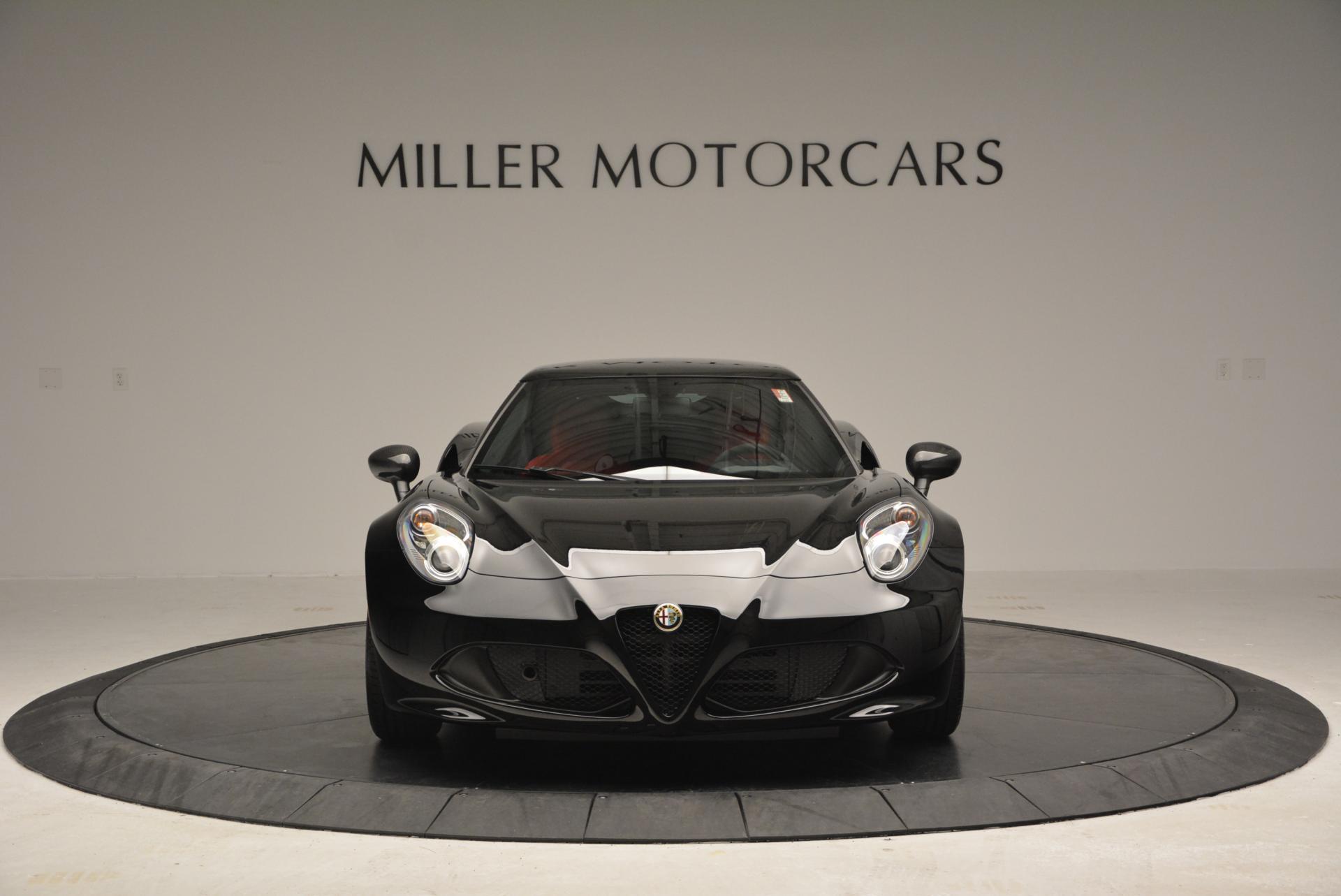 New 2016 Alfa Romeo 4C  For Sale In Greenwich, CT. Alfa Romeo of Greenwich, L034 2_p12