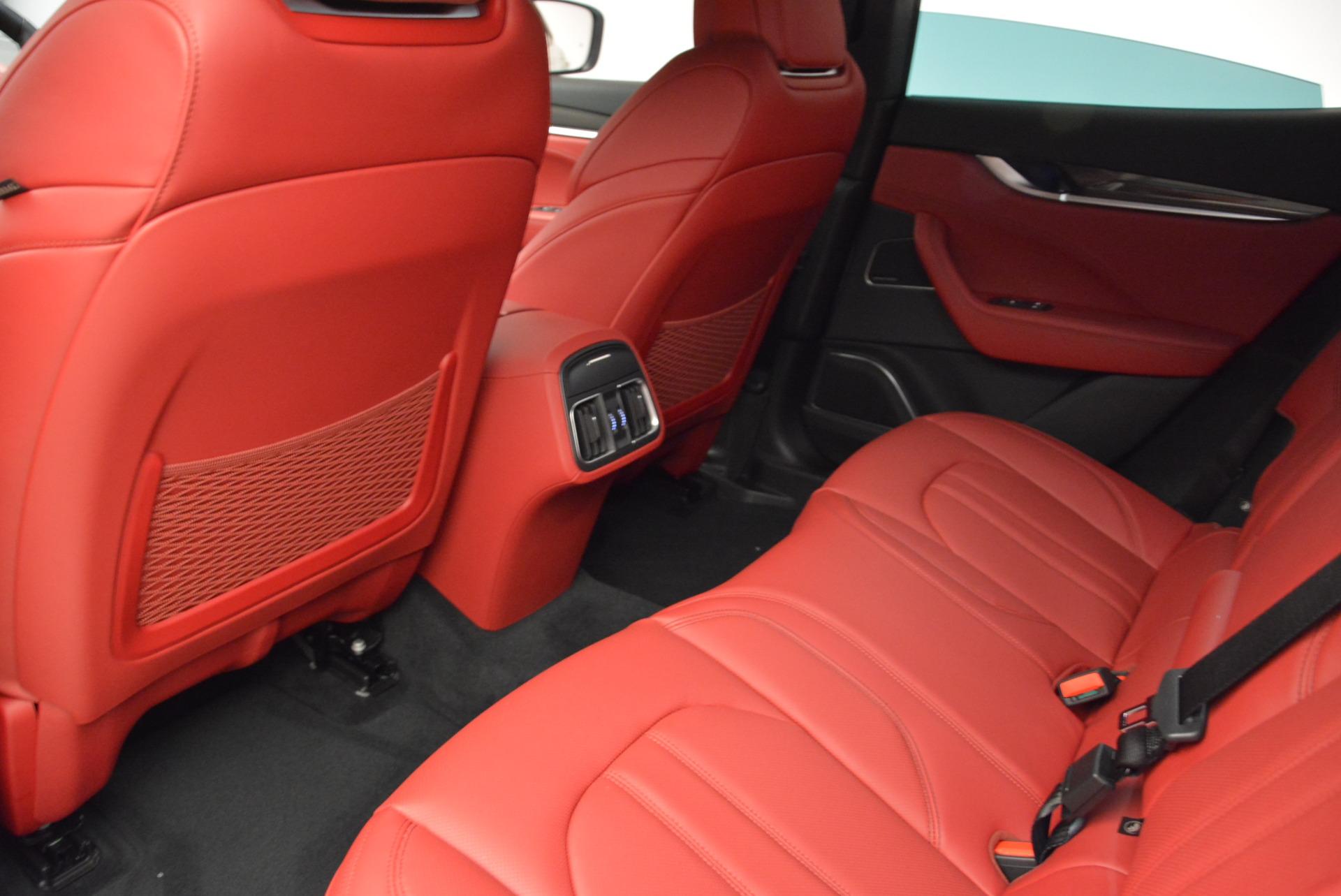 New 2018 Maserati Levante S Q4 Gransport For Sale In Greenwich, CT. Alfa Romeo of Greenwich, M2045 2000_p22