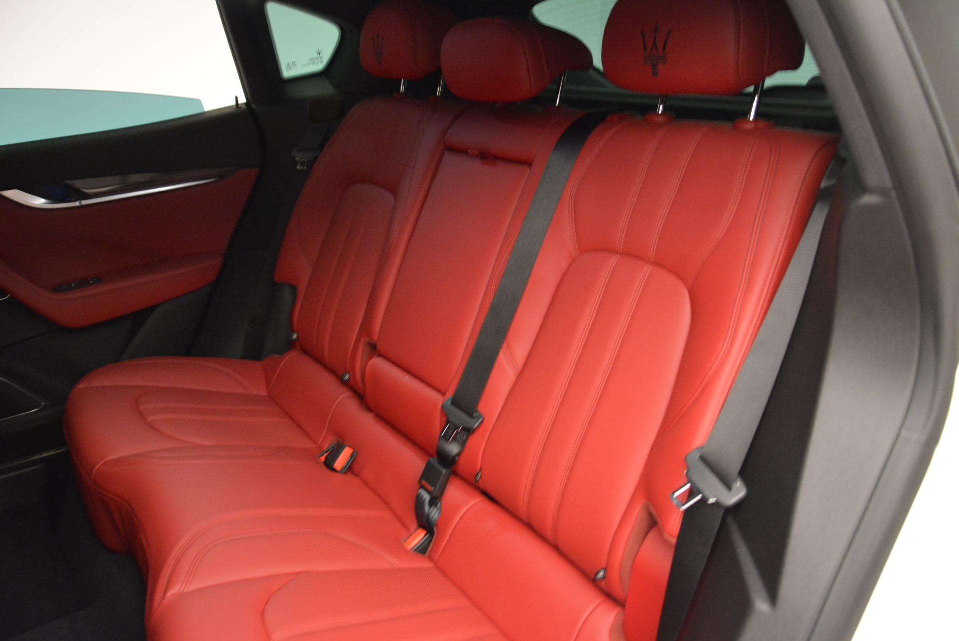 New 2018 Maserati Levante S Q4 Gransport For Sale In Greenwich, CT. Alfa Romeo of Greenwich, M2045 2000_p24