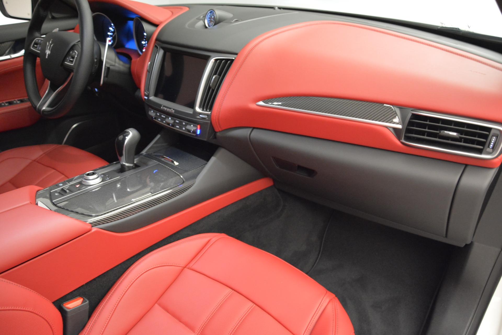 New 2018 Maserati Levante S Q4 Gransport For Sale In Greenwich, CT. Alfa Romeo of Greenwich, M2045 2000_p25