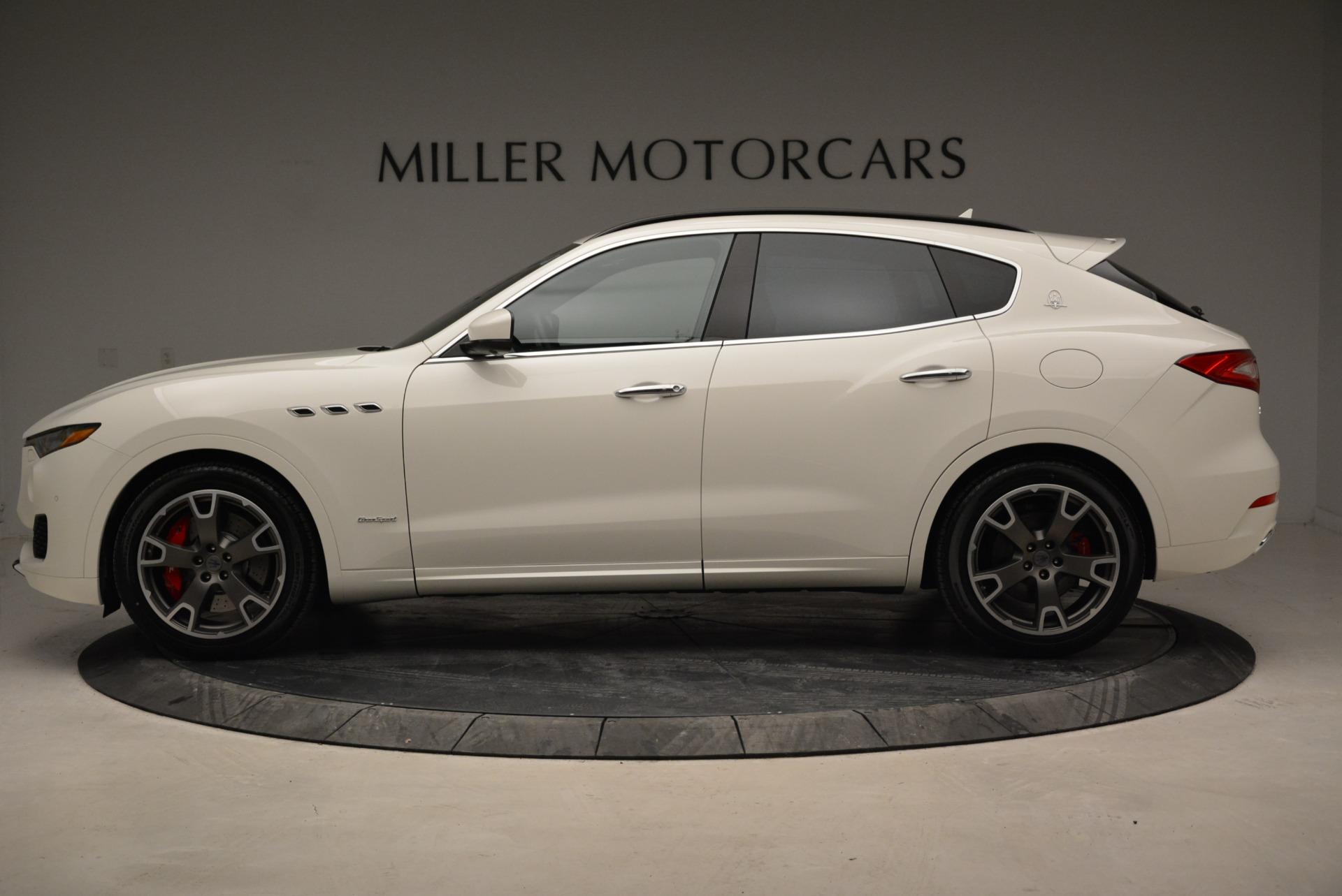 New 2018 Maserati Levante S Q4 Gransport For Sale In Greenwich, CT. Alfa Romeo of Greenwich, M2045 2000_p3