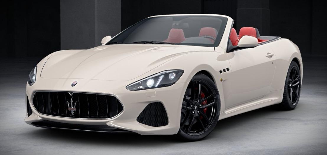 New 2018 Maserati GranTurismo Sport Convertible For Sale In Greenwich, CT. Alfa Romeo of Greenwich, W564 2001_main