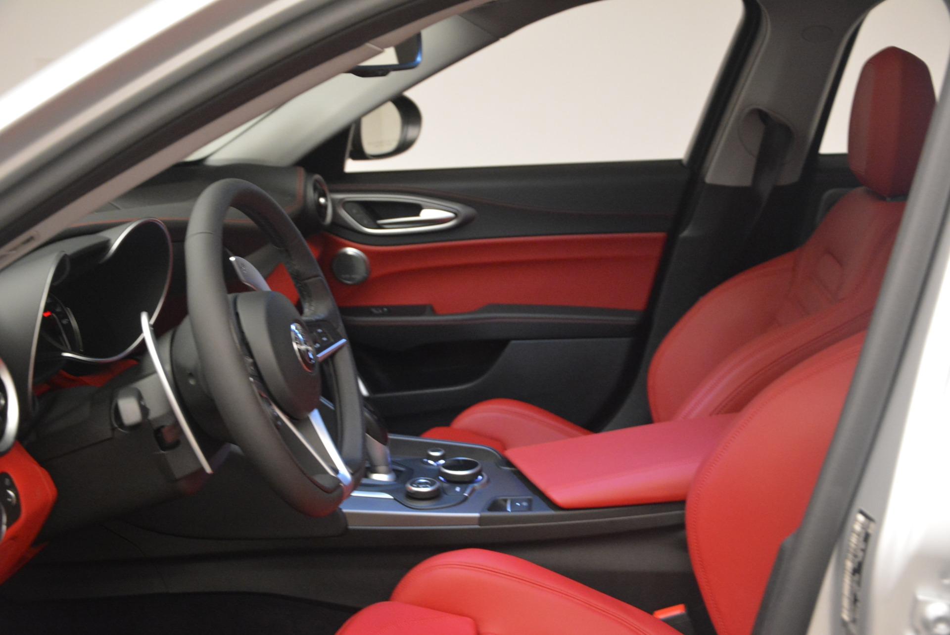 New 2018 Alfa Romeo Giulia Ti Sport Q4 For Sale In Greenwich, CT. Alfa Romeo of Greenwich, L334 2003_p14
