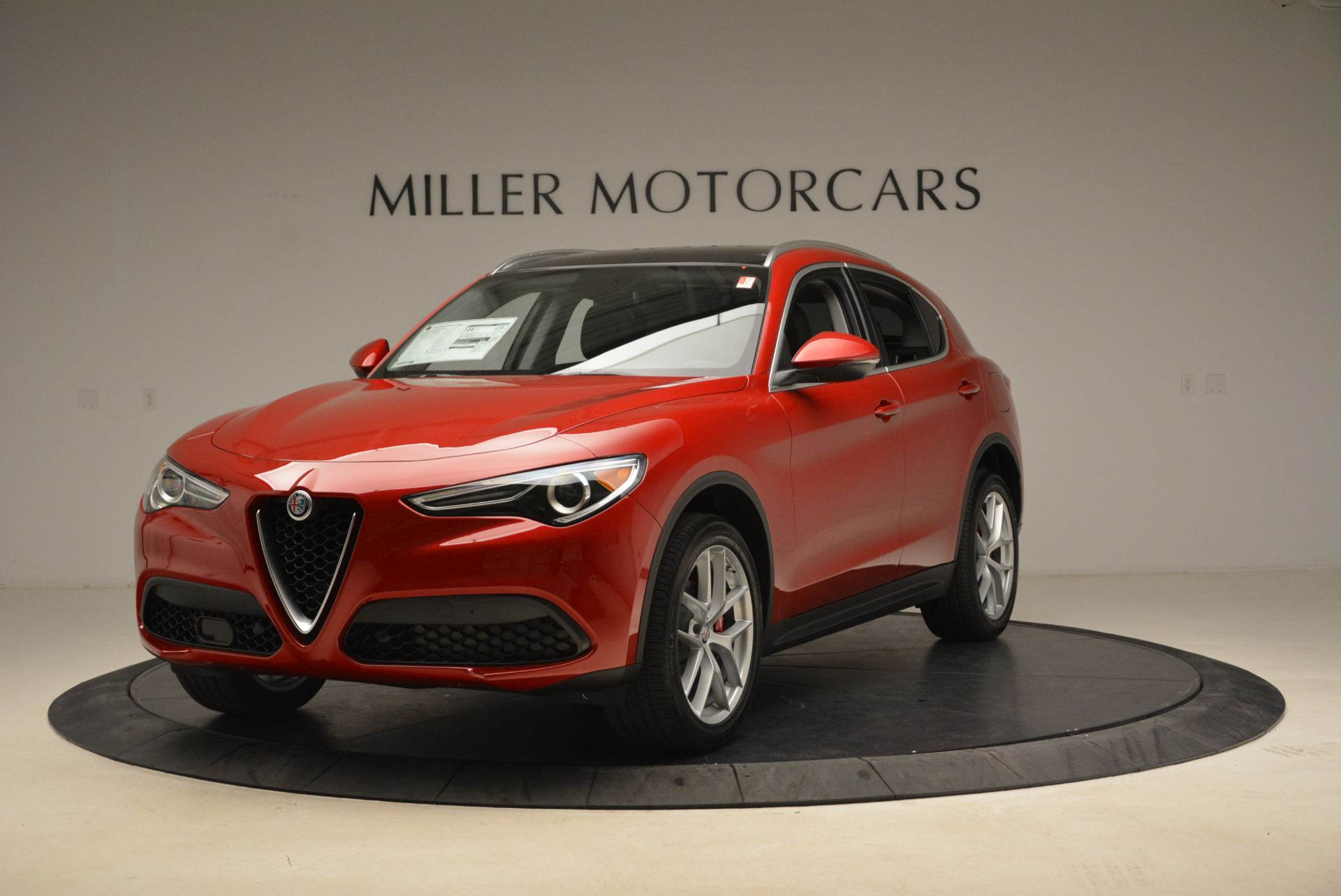 New 2018 Alfa Romeo Stelvio Ti Q4 For Sale In Greenwich, CT. Alfa Romeo of Greenwich, L338 2005_main
