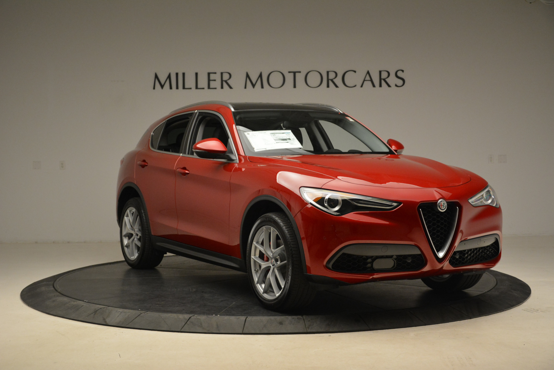 New 2018 Alfa Romeo Stelvio Ti Q4 For Sale In Greenwich, CT. Alfa Romeo of Greenwich, L338 2005_p11