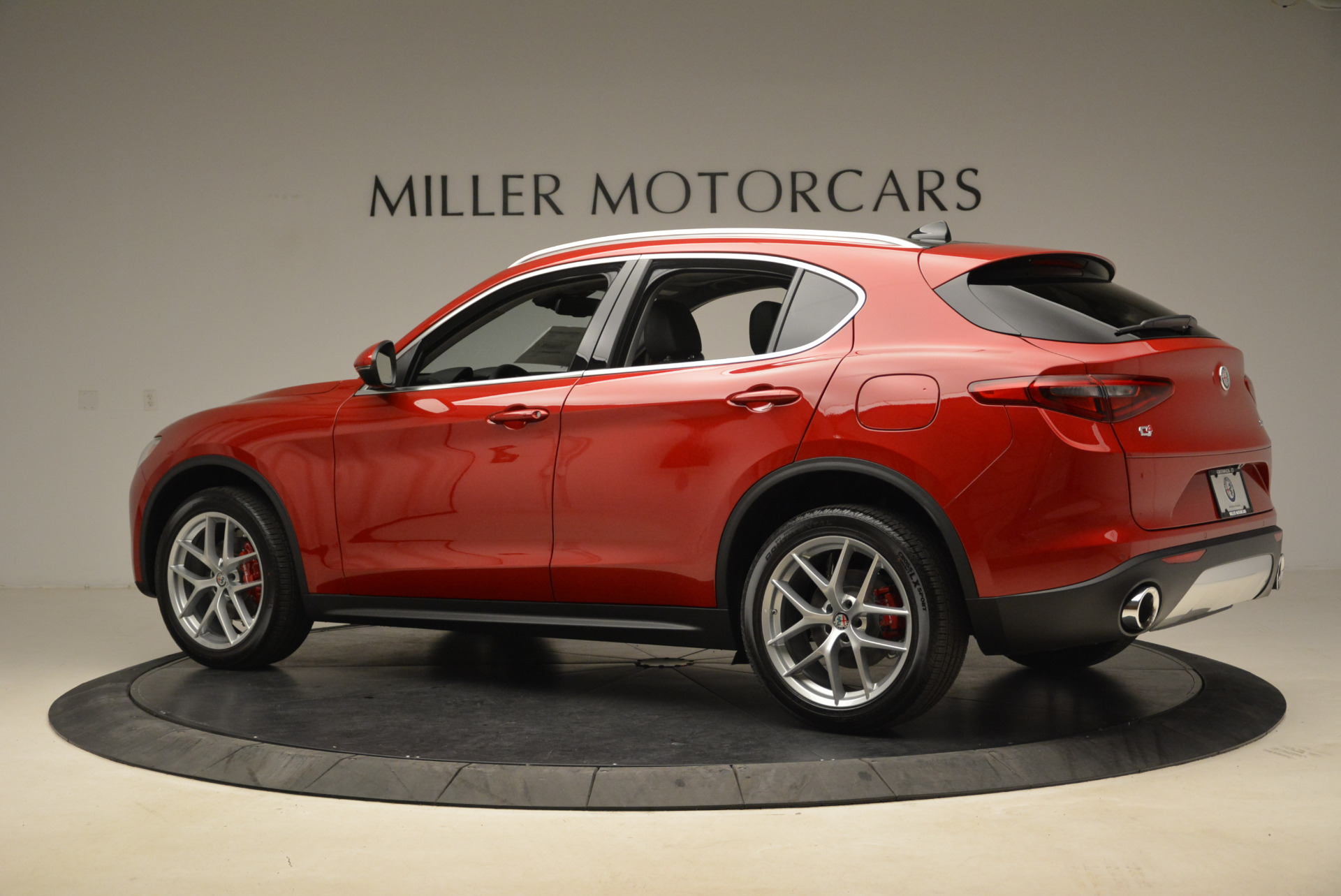New 2018 Alfa Romeo Stelvio Ti Q4 For Sale In Greenwich, CT. Alfa Romeo of Greenwich, L338 2005_p4