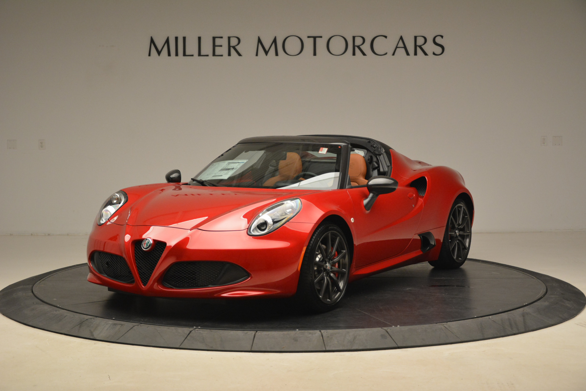 New 2018 Alfa Romeo 4C Spider For Sale In Greenwich, CT. Alfa Romeo of Greenwich, L332