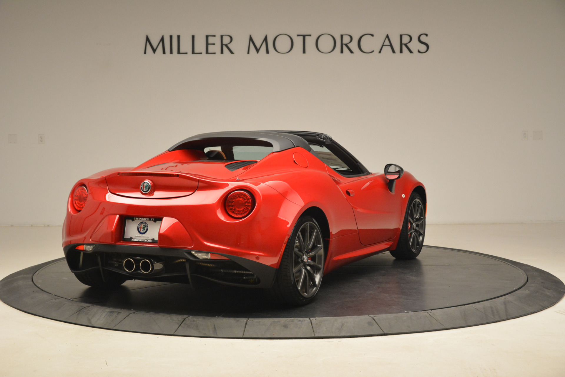New 2018 Alfa Romeo 4C Spider For Sale In Greenwich, CT. Alfa Romeo of Greenwich, L332 2010_p10
