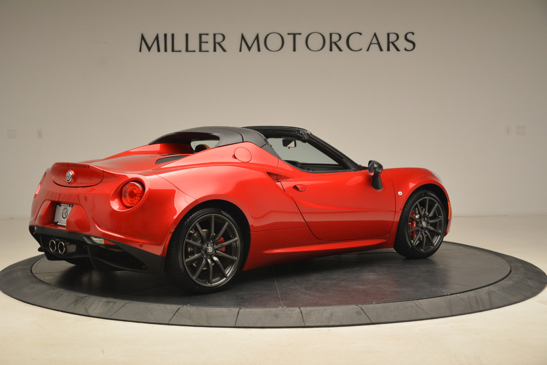 New 2018 Alfa Romeo 4C Spider For Sale In Greenwich, CT. Alfa Romeo of Greenwich, L332 2010_p11