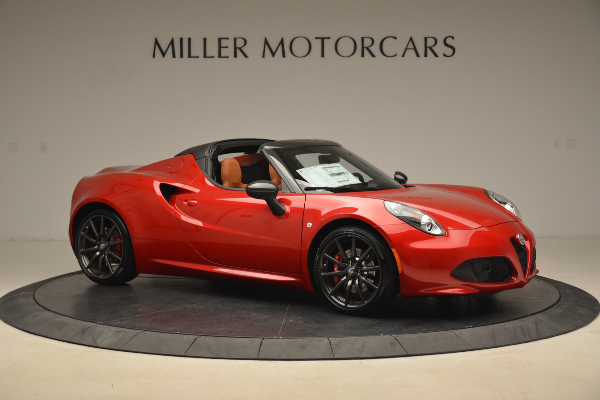 New 2018 Alfa Romeo 4C Spider For Sale In Greenwich, CT. Alfa Romeo of Greenwich, L332 2010_p14