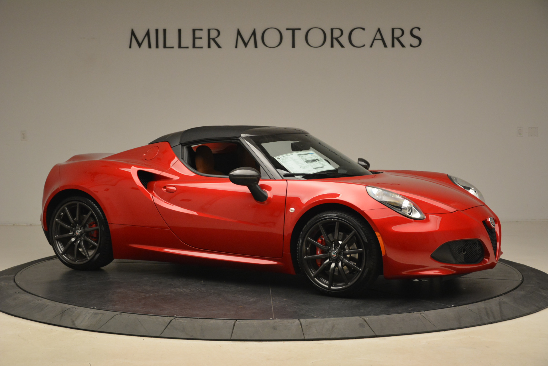 New 2018 Alfa Romeo 4C Spider For Sale In Greenwich, CT. Alfa Romeo of Greenwich, L332 2010_p15