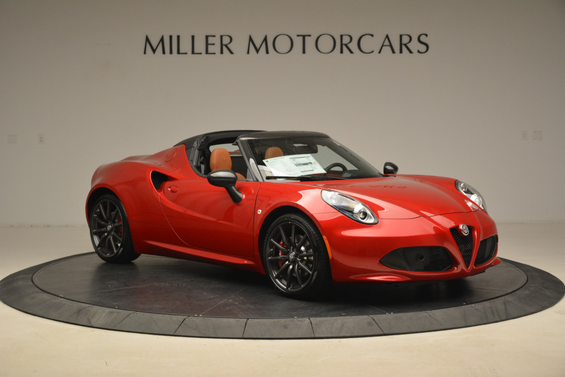 New 2018 Alfa Romeo 4C Spider For Sale In Greenwich, CT. Alfa Romeo of Greenwich, L332 2010_p16