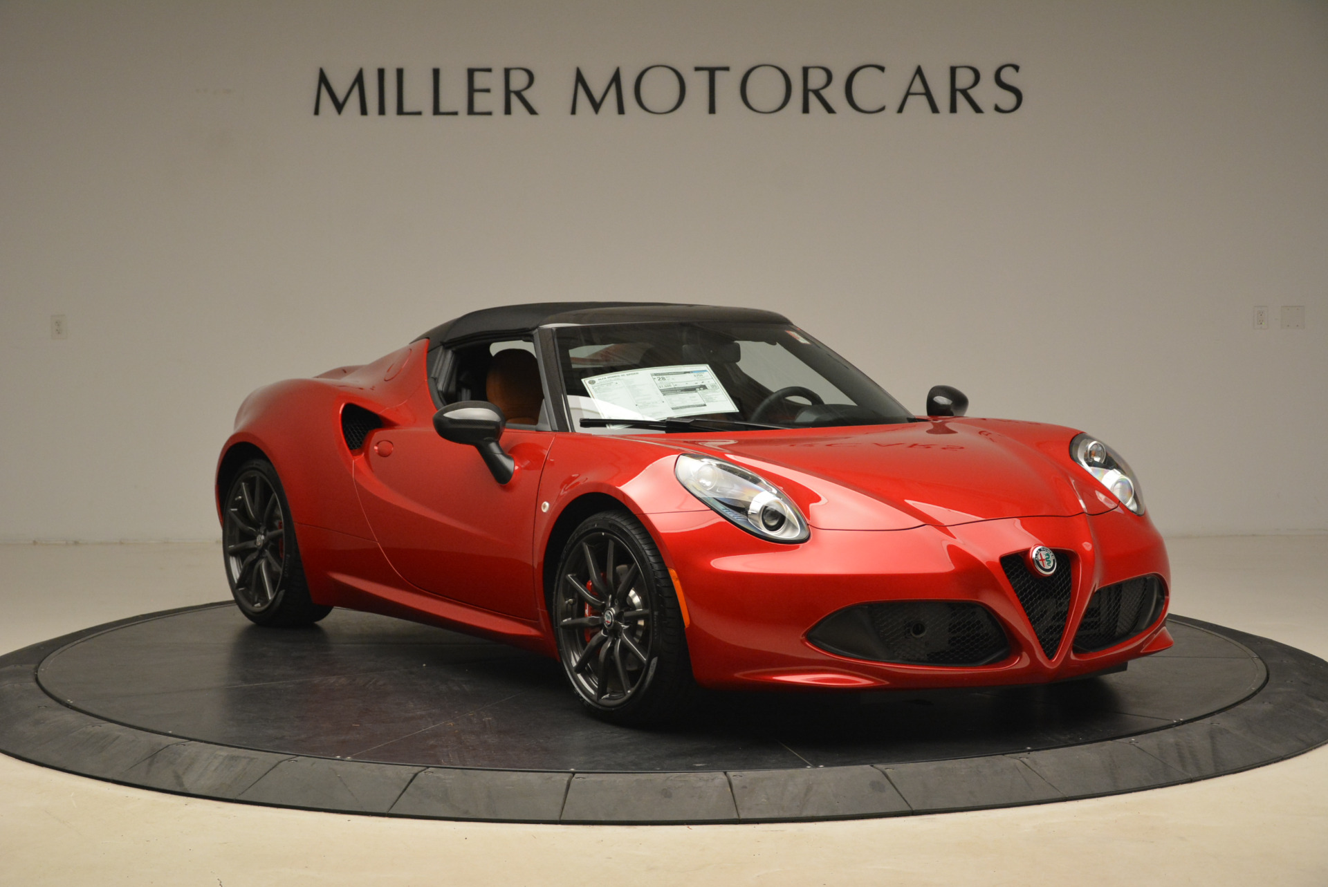 New 2018 Alfa Romeo 4C Spider For Sale In Greenwich, CT. Alfa Romeo of Greenwich, L332 2010_p17