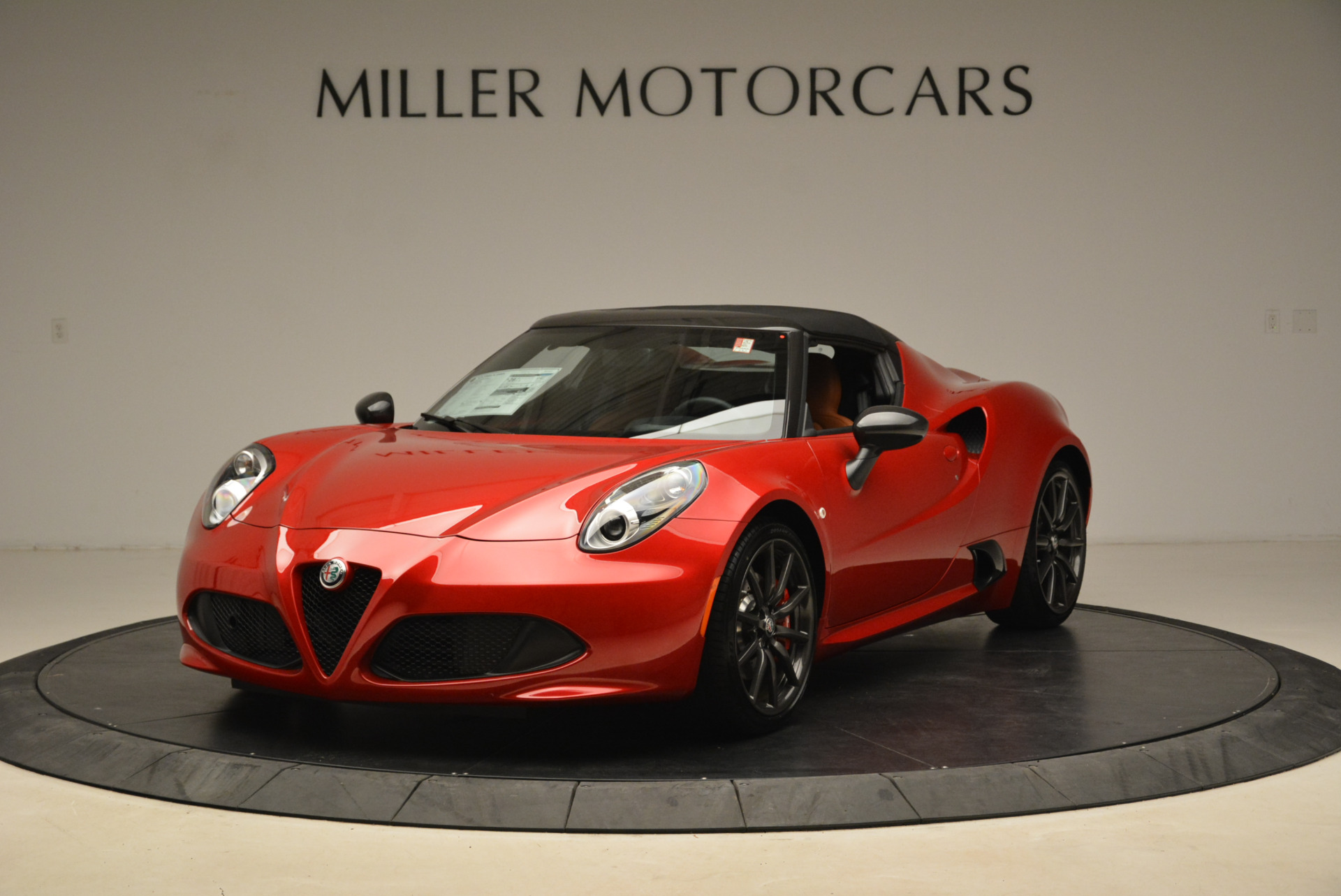 New 2018 Alfa Romeo 4C Spider For Sale In Greenwich, CT. Alfa Romeo of Greenwich, L332 2010_p2