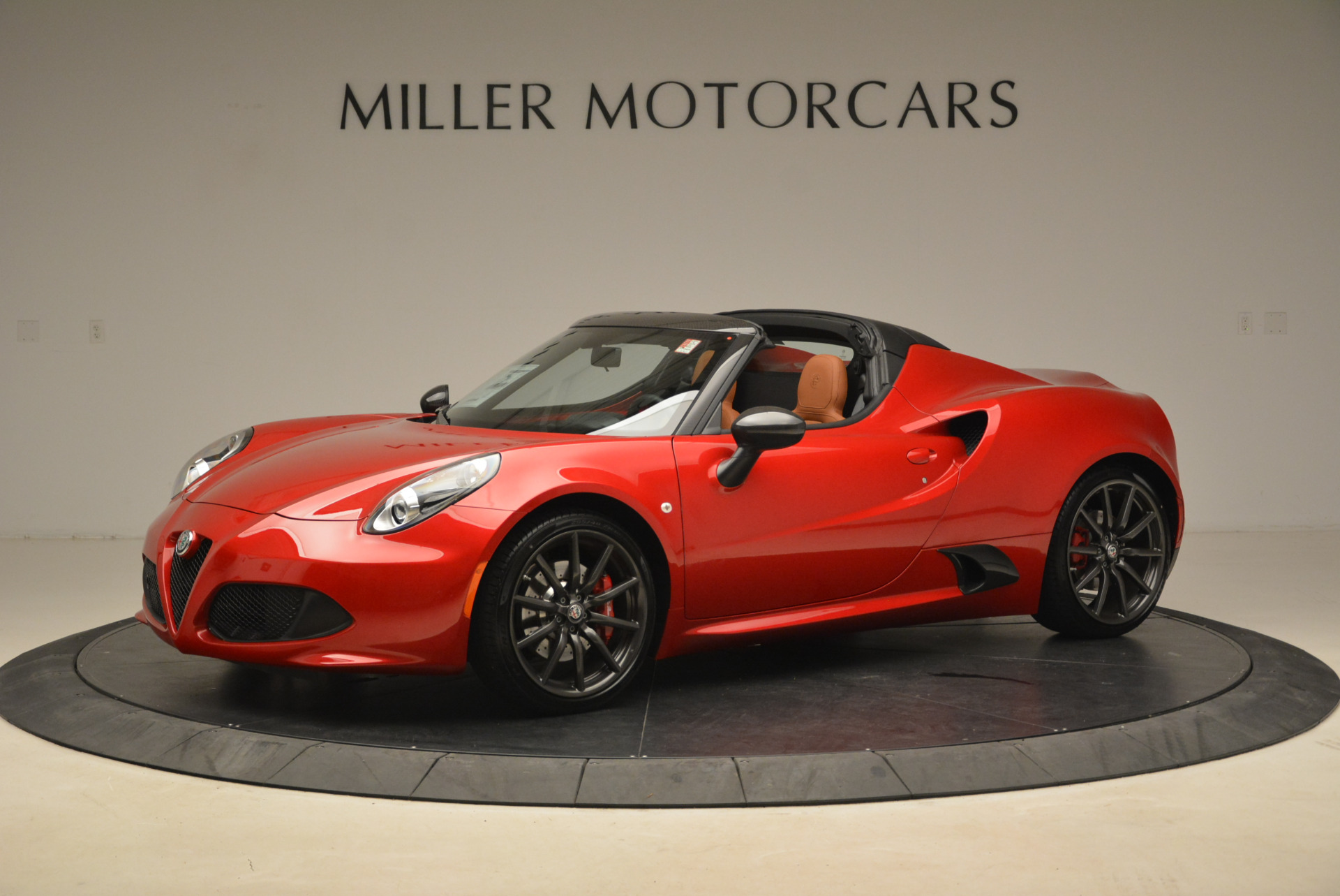 New 2018 Alfa Romeo 4C Spider For Sale In Greenwich, CT. Alfa Romeo of Greenwich, L332 2010_p3