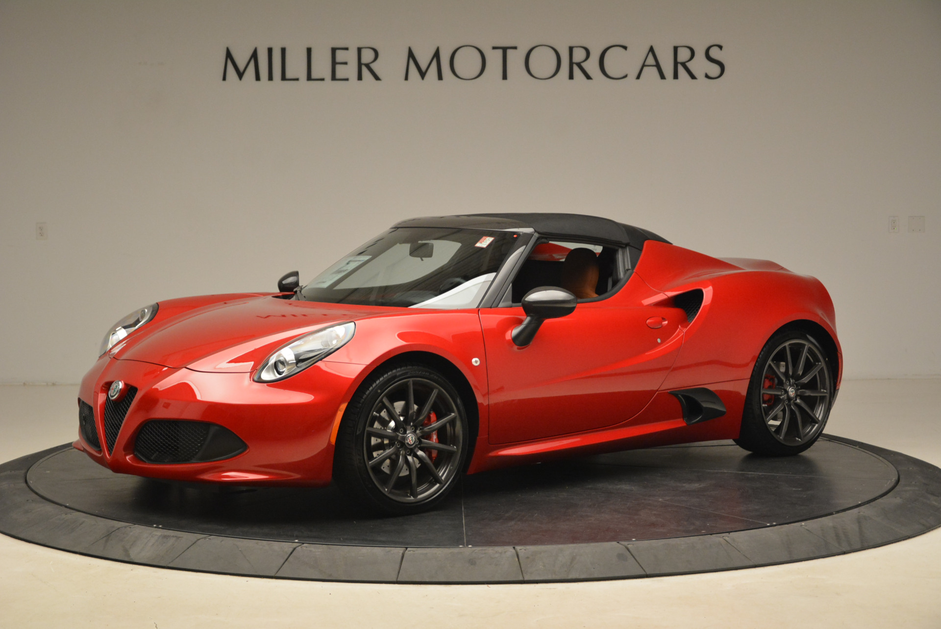 New 2018 Alfa Romeo 4C Spider For Sale In Greenwich, CT. Alfa Romeo of Greenwich, L332 2010_p4