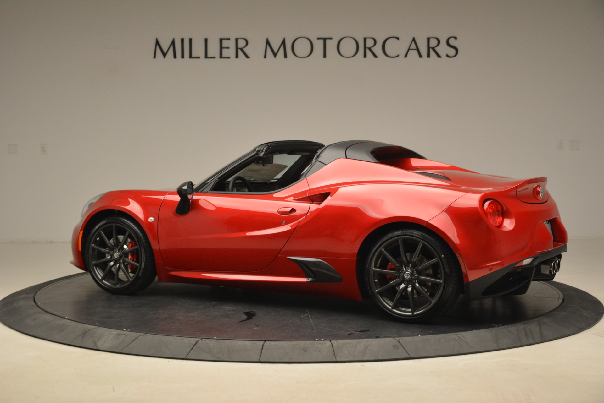 New 2018 Alfa Romeo 4C Spider For Sale In Greenwich, CT. Alfa Romeo of Greenwich, L332 2010_p7