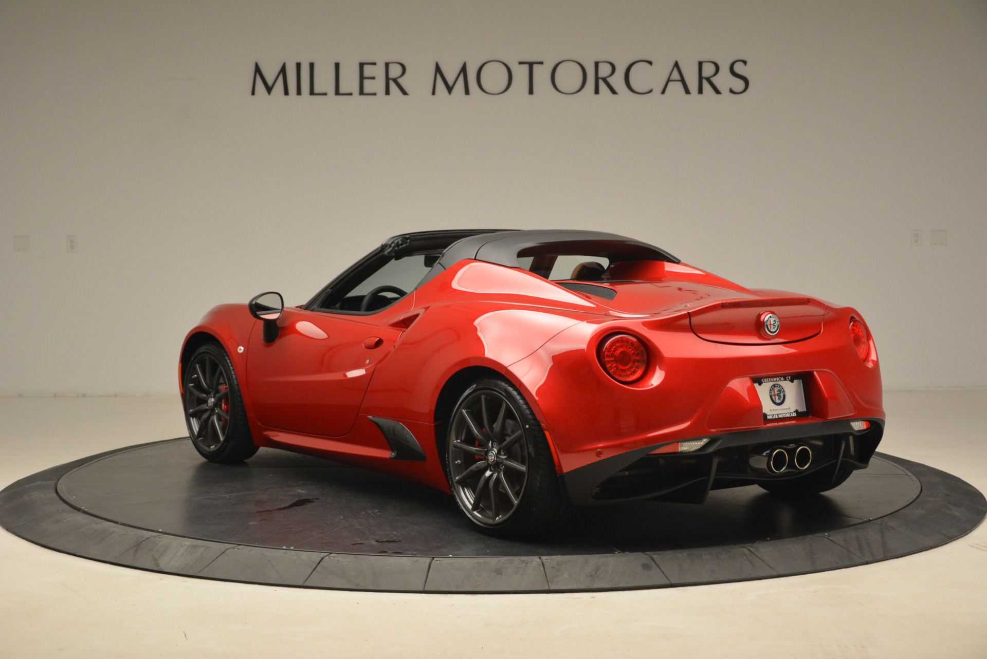 New 2018 Alfa Romeo 4C Spider For Sale In Greenwich, CT. Alfa Romeo of Greenwich, L332 2010_p8