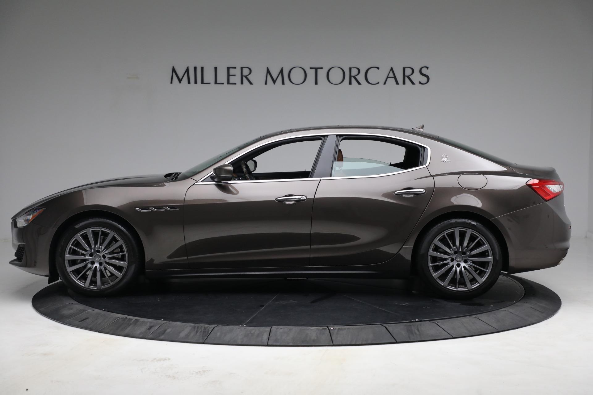 New 2018 Maserati Ghibli S Q4 For Sale In Greenwich, CT. Alfa Romeo of Greenwich, M2048 2011_p2
