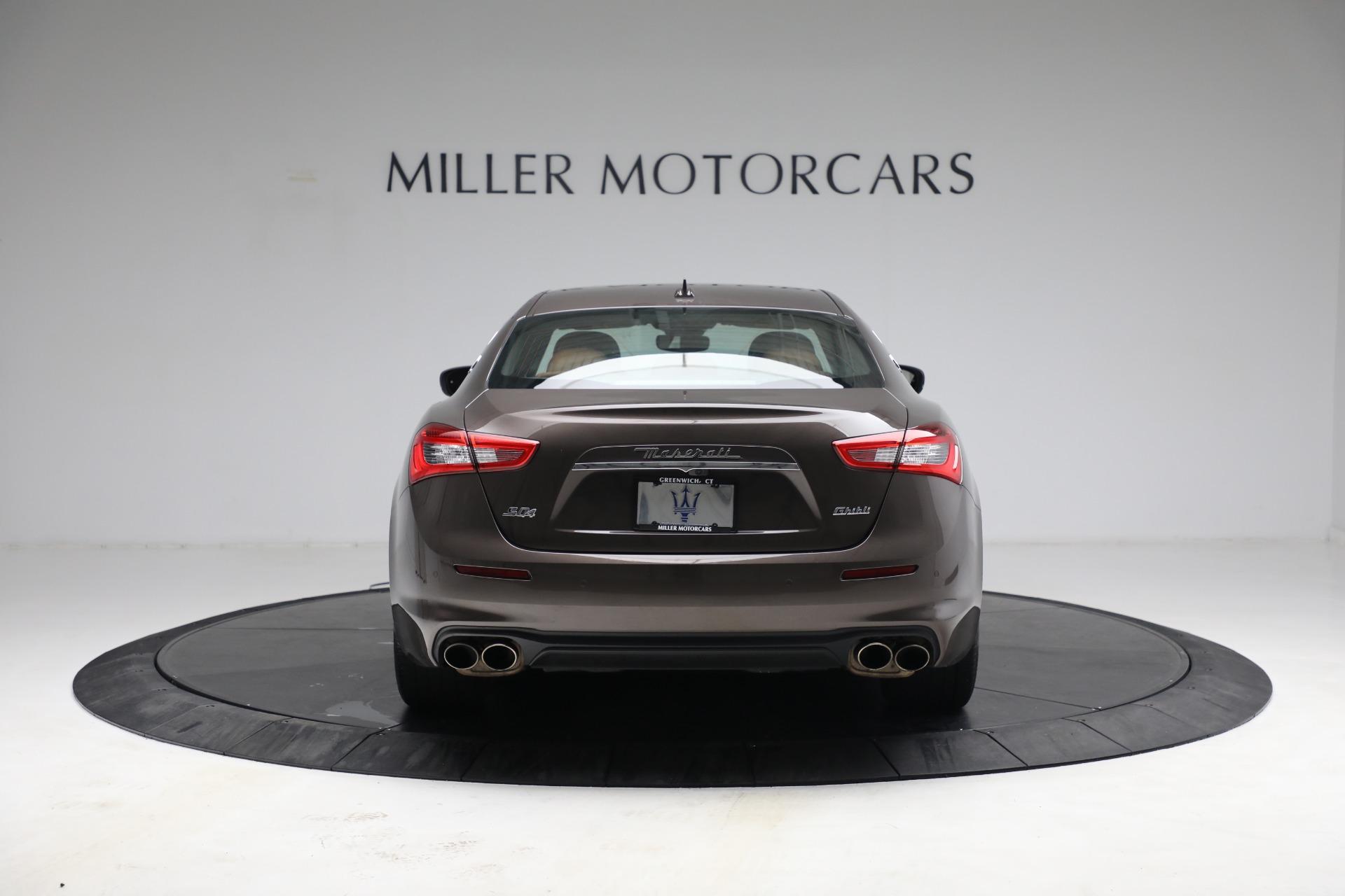 New 2018 Maserati Ghibli S Q4 For Sale In Greenwich, CT. Alfa Romeo of Greenwich, M2048 2011_p3