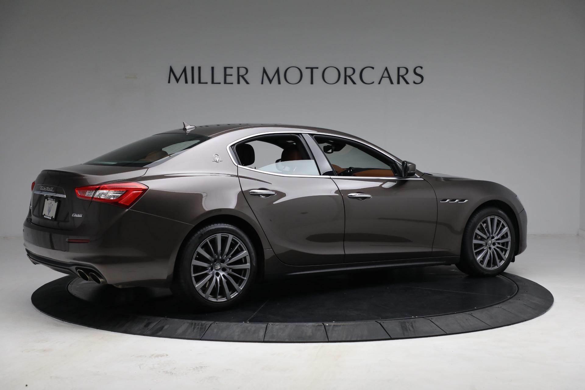 New 2018 Maserati Ghibli S Q4 For Sale In Greenwich, CT. Alfa Romeo of Greenwich, M2048 2011_p5