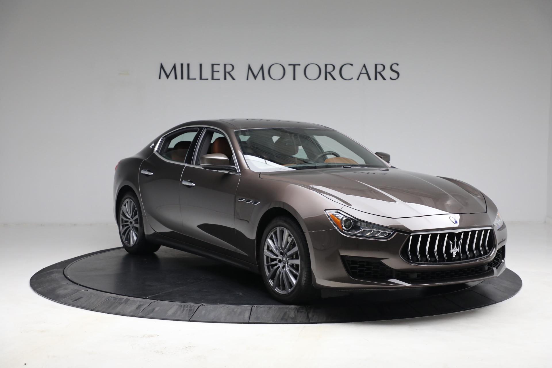 New 2018 Maserati Ghibli S Q4 For Sale In Greenwich, CT. Alfa Romeo of Greenwich, M2048 2011_p6