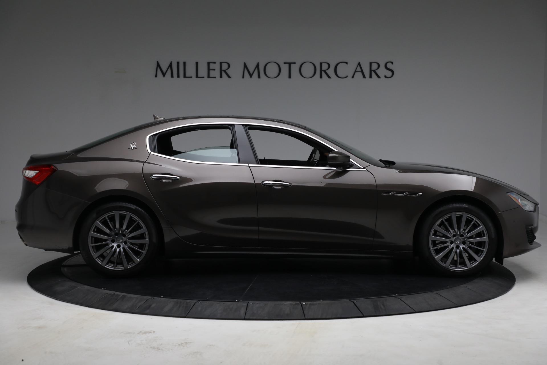 New 2018 Maserati Ghibli S Q4 For Sale In Greenwich, CT. Alfa Romeo of Greenwich, M2048 2011_p7