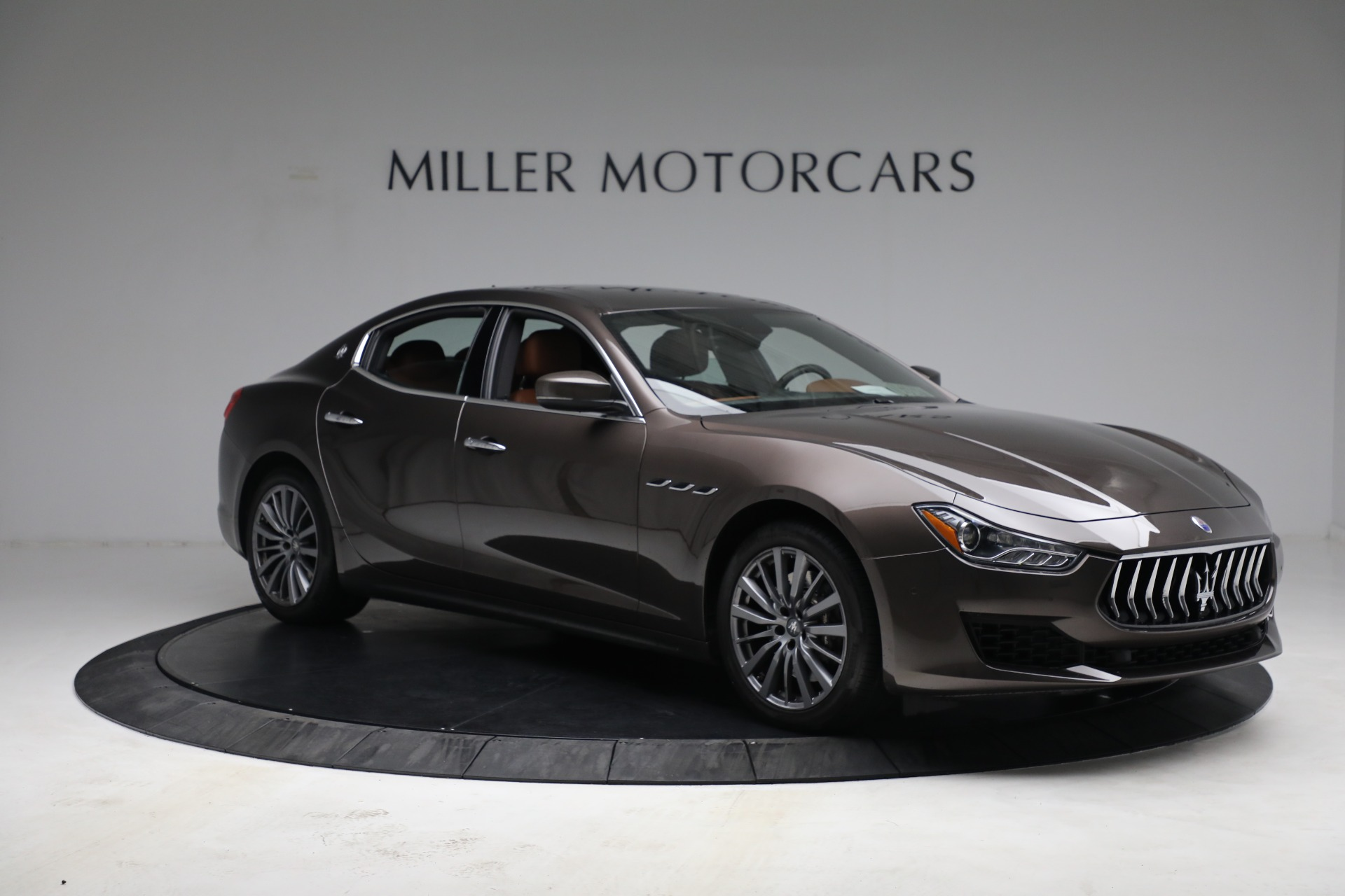 New 2018 Maserati Ghibli S Q4 For Sale In Greenwich, CT. Alfa Romeo of Greenwich, M2048 2011_p8
