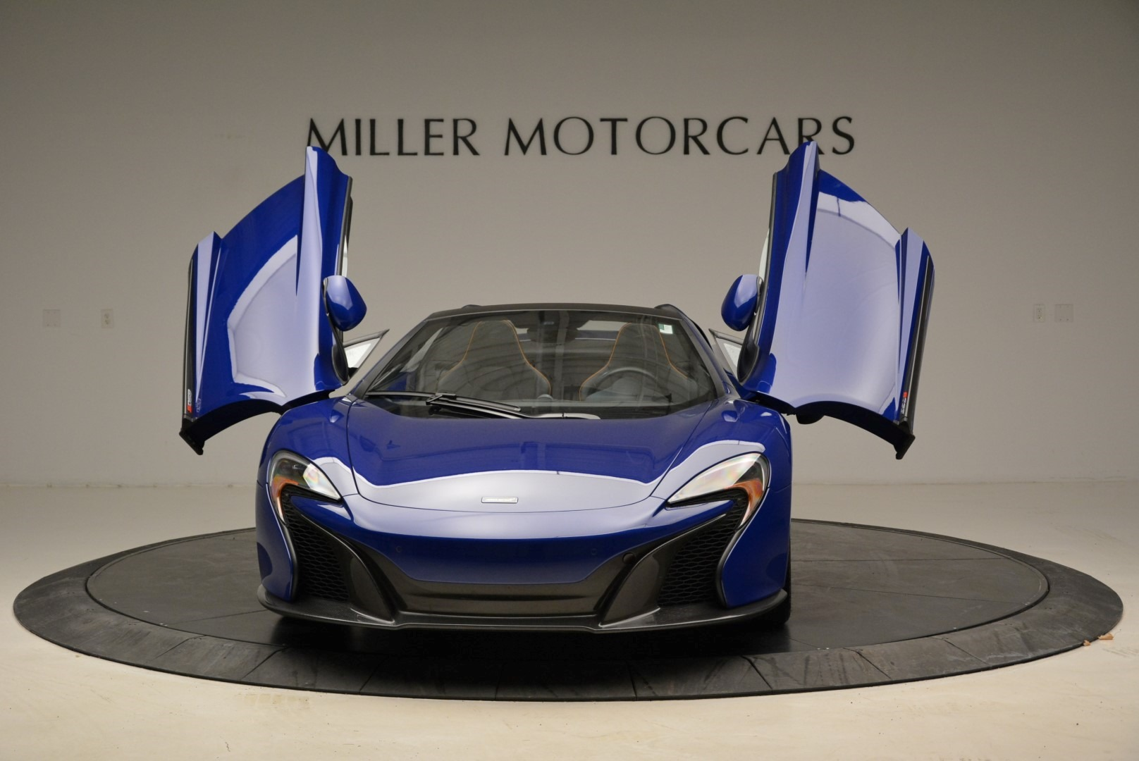 Used 2016 McLaren 650S Spider For Sale In Greenwich, CT. Alfa Romeo of Greenwich, 3116 2013_p13