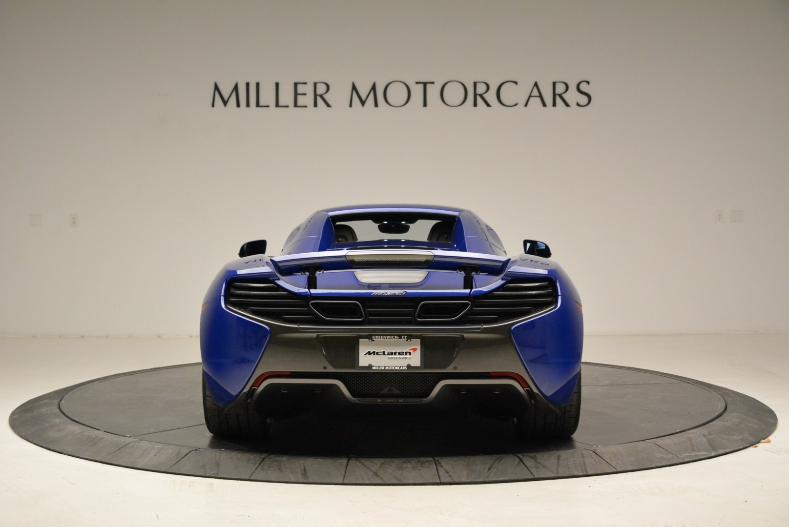 Used 2016 McLaren 650S Spider For Sale In Greenwich, CT. Alfa Romeo of Greenwich, 3116 2013_p18