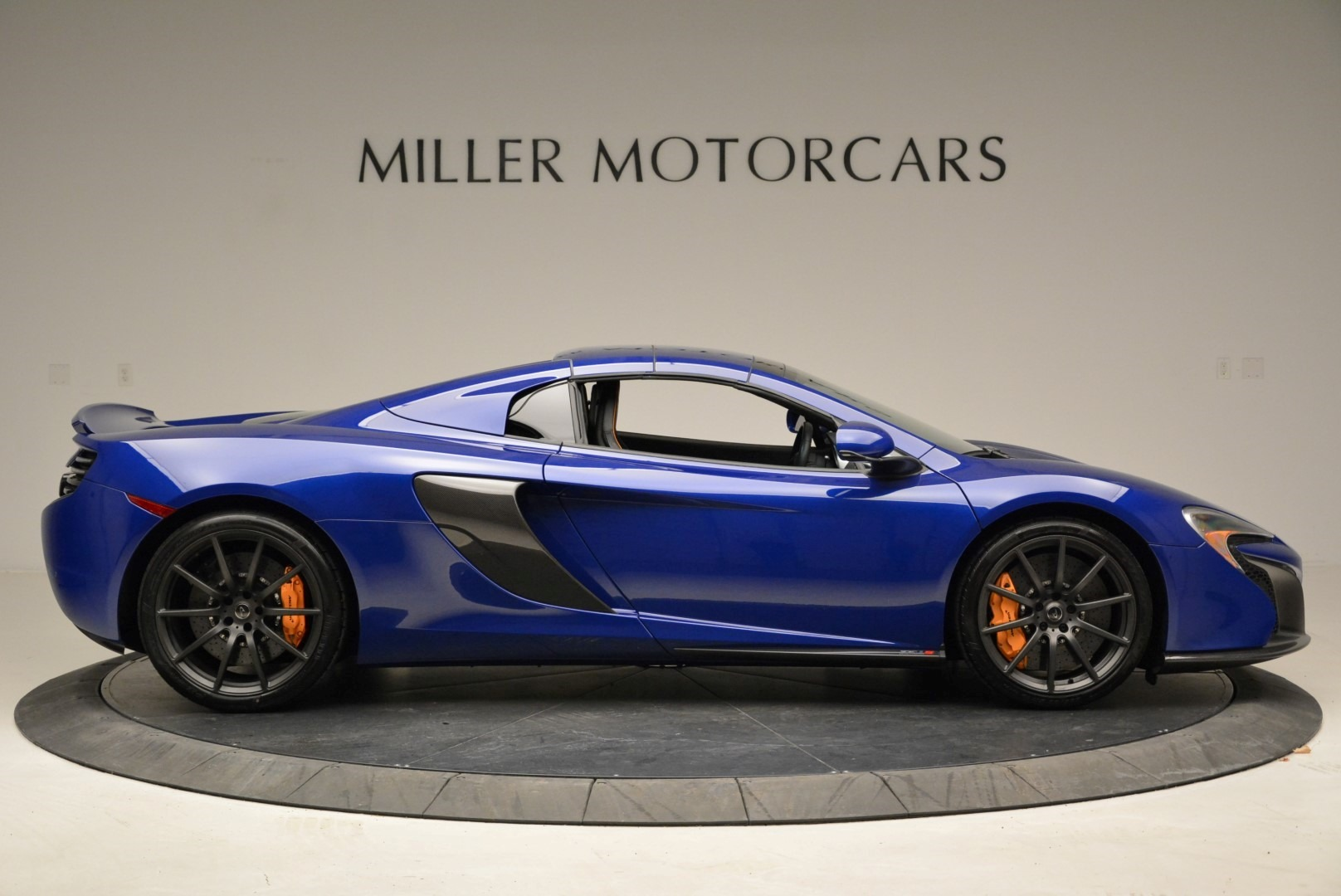 Used 2016 McLaren 650S Spider For Sale In Greenwich, CT. Alfa Romeo of Greenwich, 3116 2013_p20