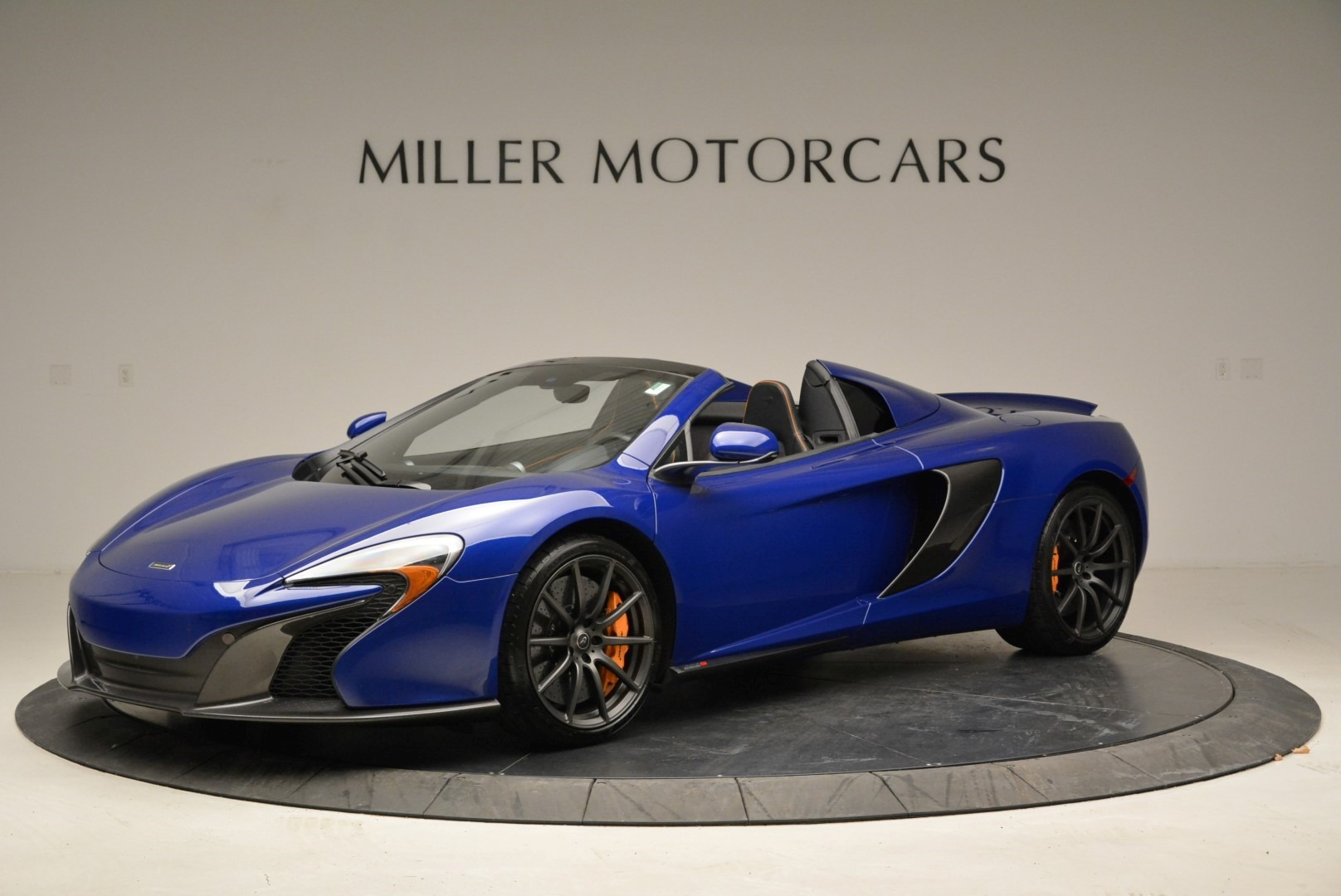 Used 2016 McLaren 650S Spider For Sale In Greenwich, CT. Alfa Romeo of Greenwich, 3116 2013_p2