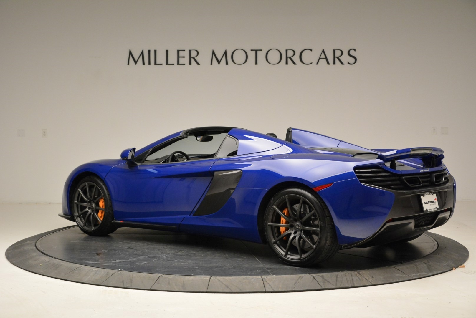 Used 2016 McLaren 650S Spider For Sale In Greenwich, CT. Alfa Romeo of Greenwich, 3116 2013_p4