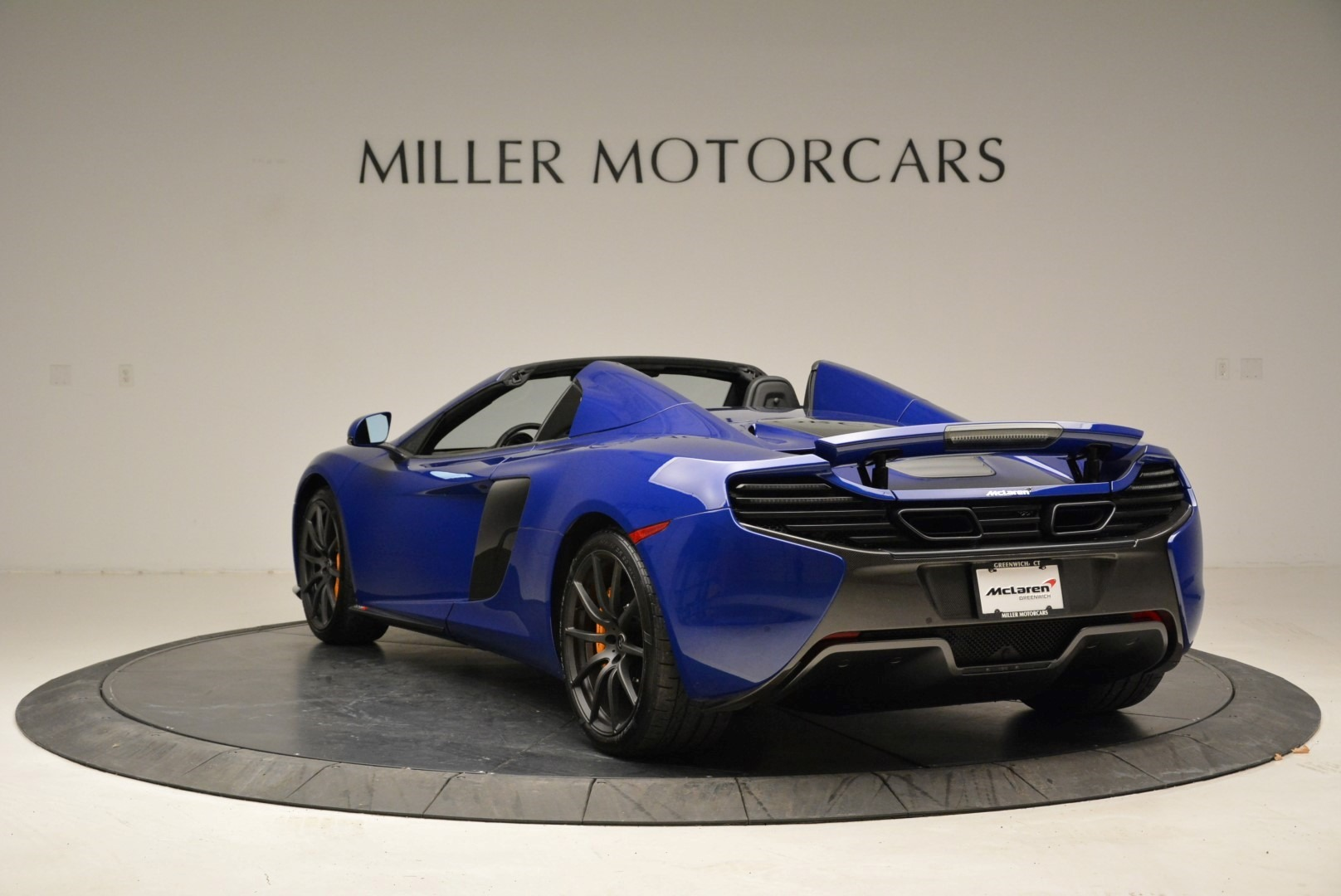 Used 2016 McLaren 650S Spider For Sale In Greenwich, CT. Alfa Romeo of Greenwich, 3116 2013_p5