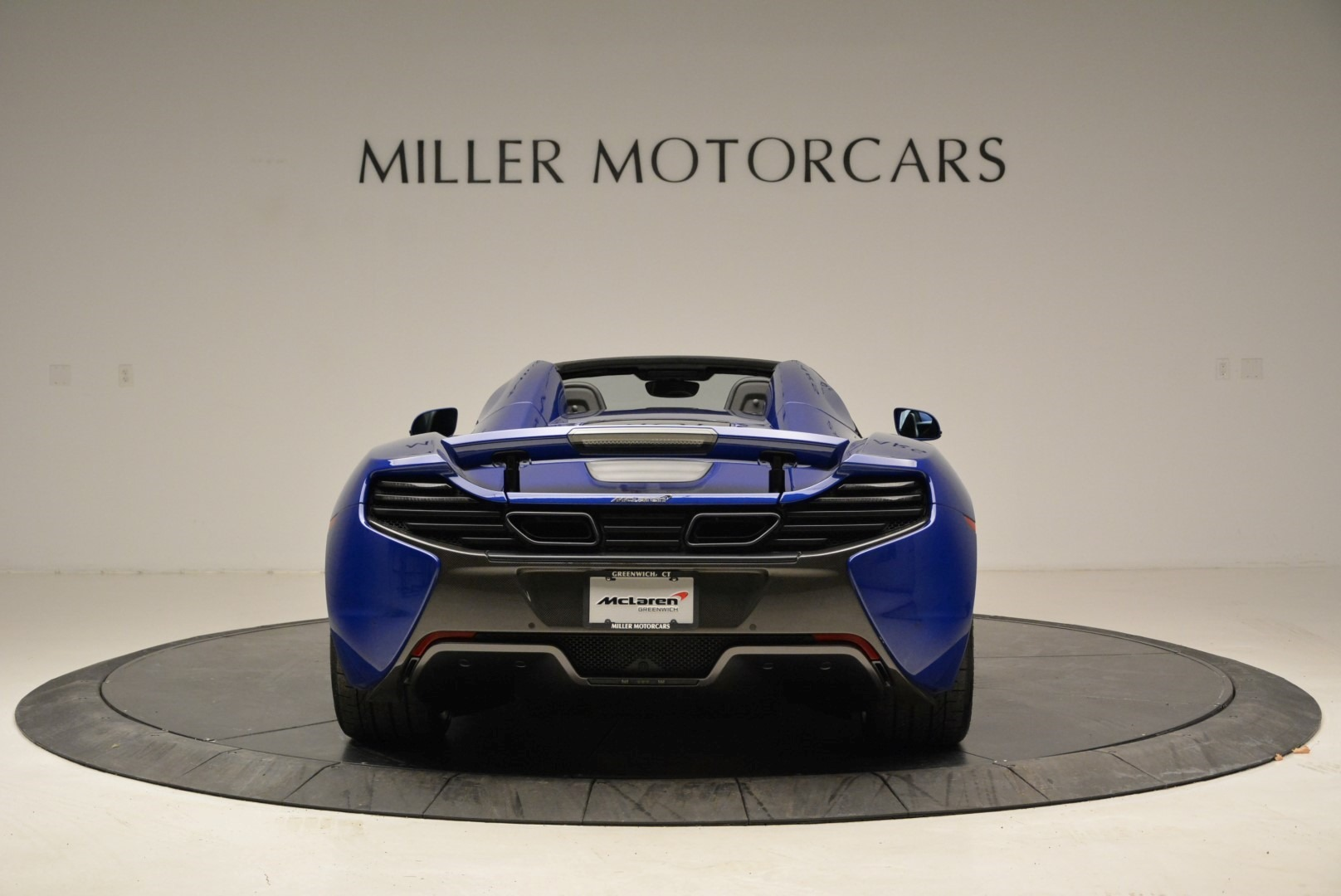 Used 2016 McLaren 650S Spider For Sale In Greenwich, CT. Alfa Romeo of Greenwich, 3116 2013_p6