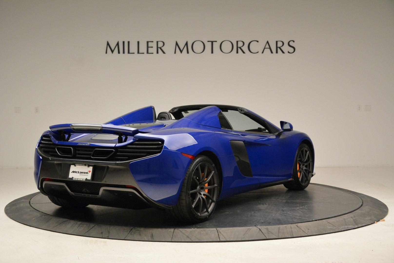 Used 2016 McLaren 650S Spider For Sale In Greenwich, CT. Alfa Romeo of Greenwich, 3116 2013_p7