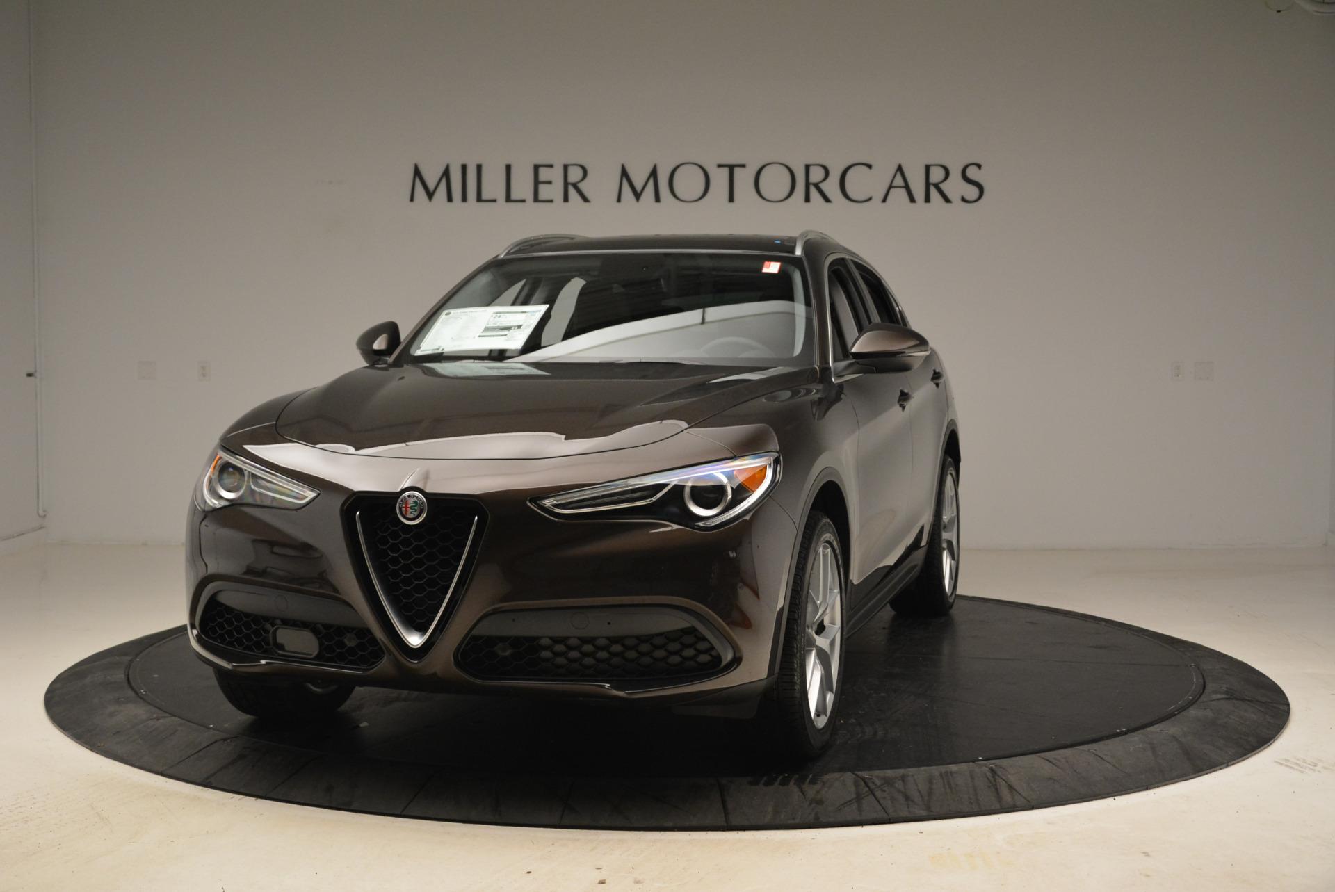 New 2018 Alfa Romeo Stelvio Ti Q4 For Sale In Greenwich, CT. Alfa Romeo of Greenwich, L344 2014_main