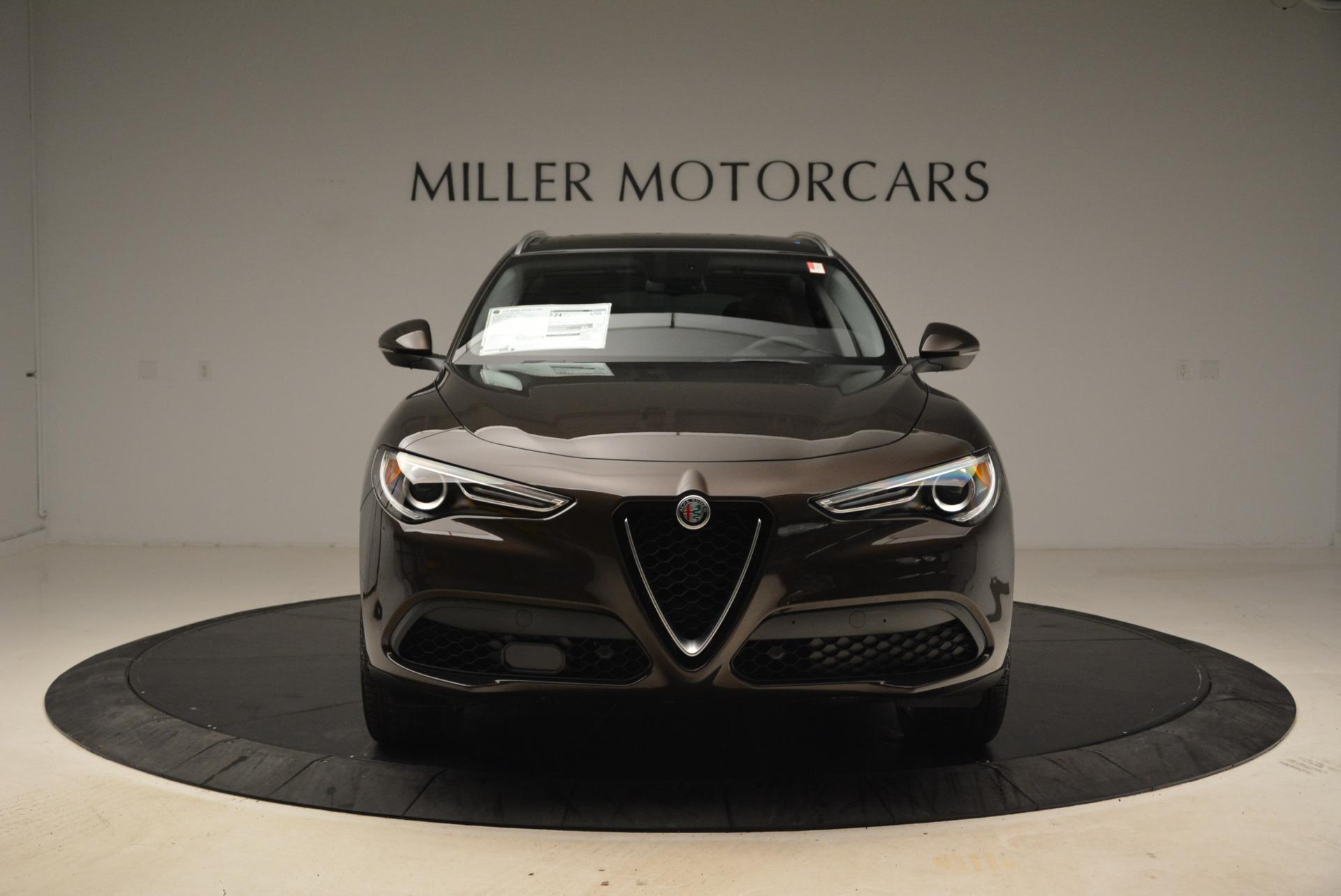 New 2018 Alfa Romeo Stelvio Ti Q4 For Sale In Greenwich, CT. Alfa Romeo of Greenwich, L344 2014_p12